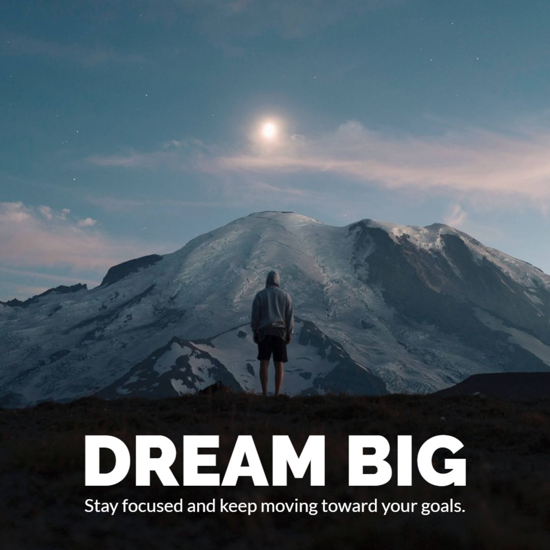 Free Motivational Instagram Post Maker