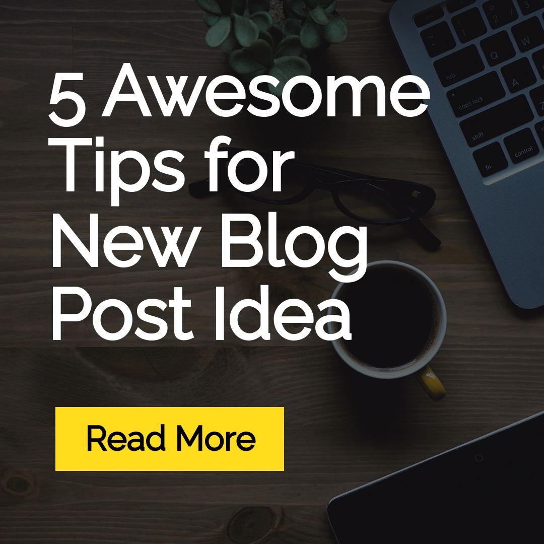Blog Promotion Instagram Banner Template