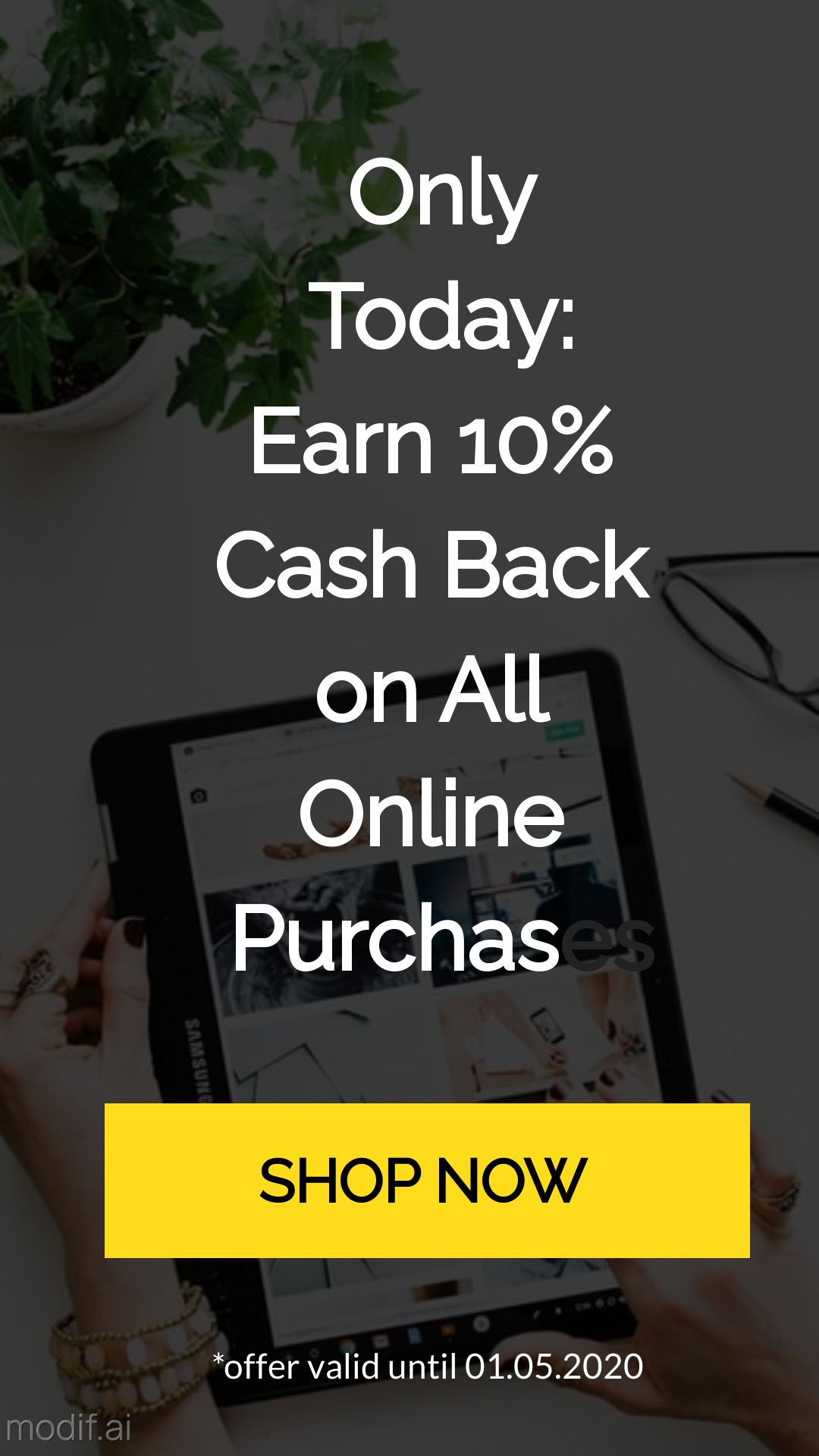 Discount Offer Instagram Story Template