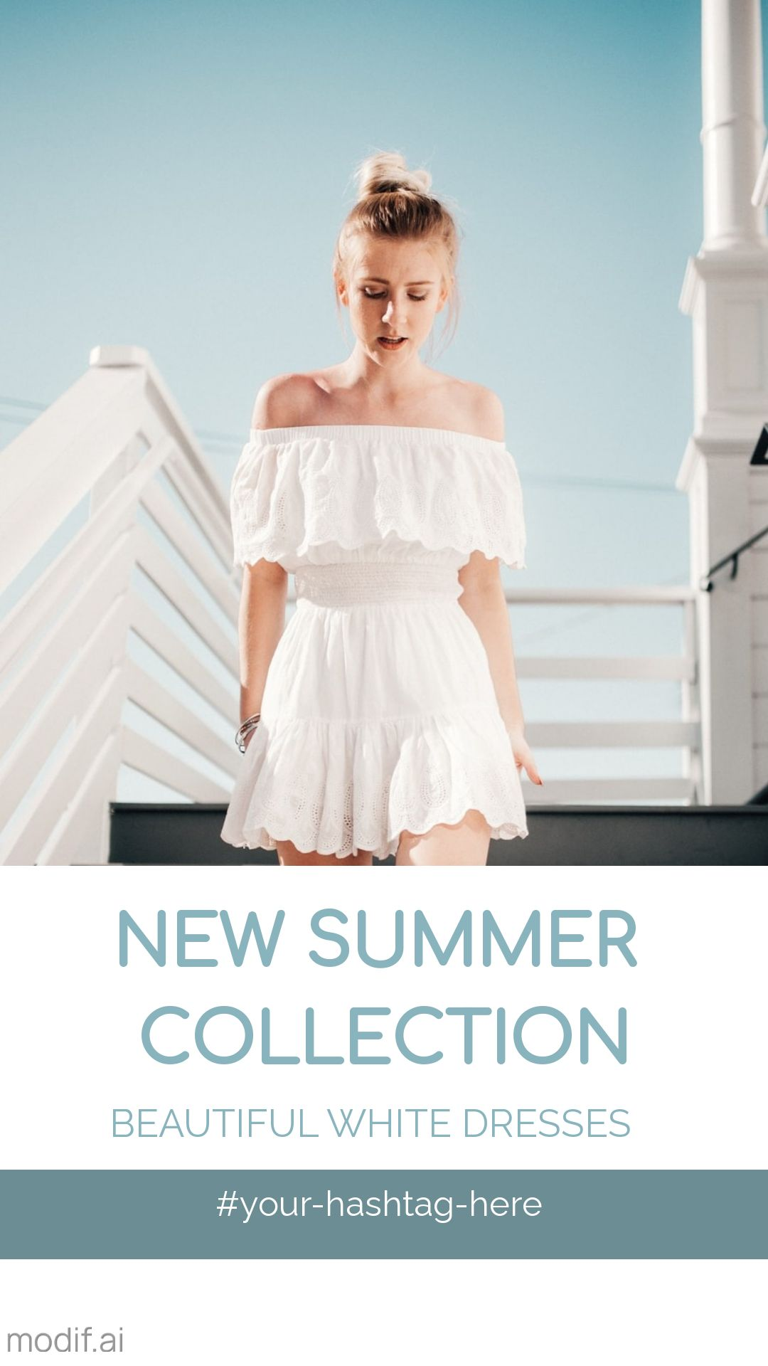 Summer Fashion Instagram Story Maker