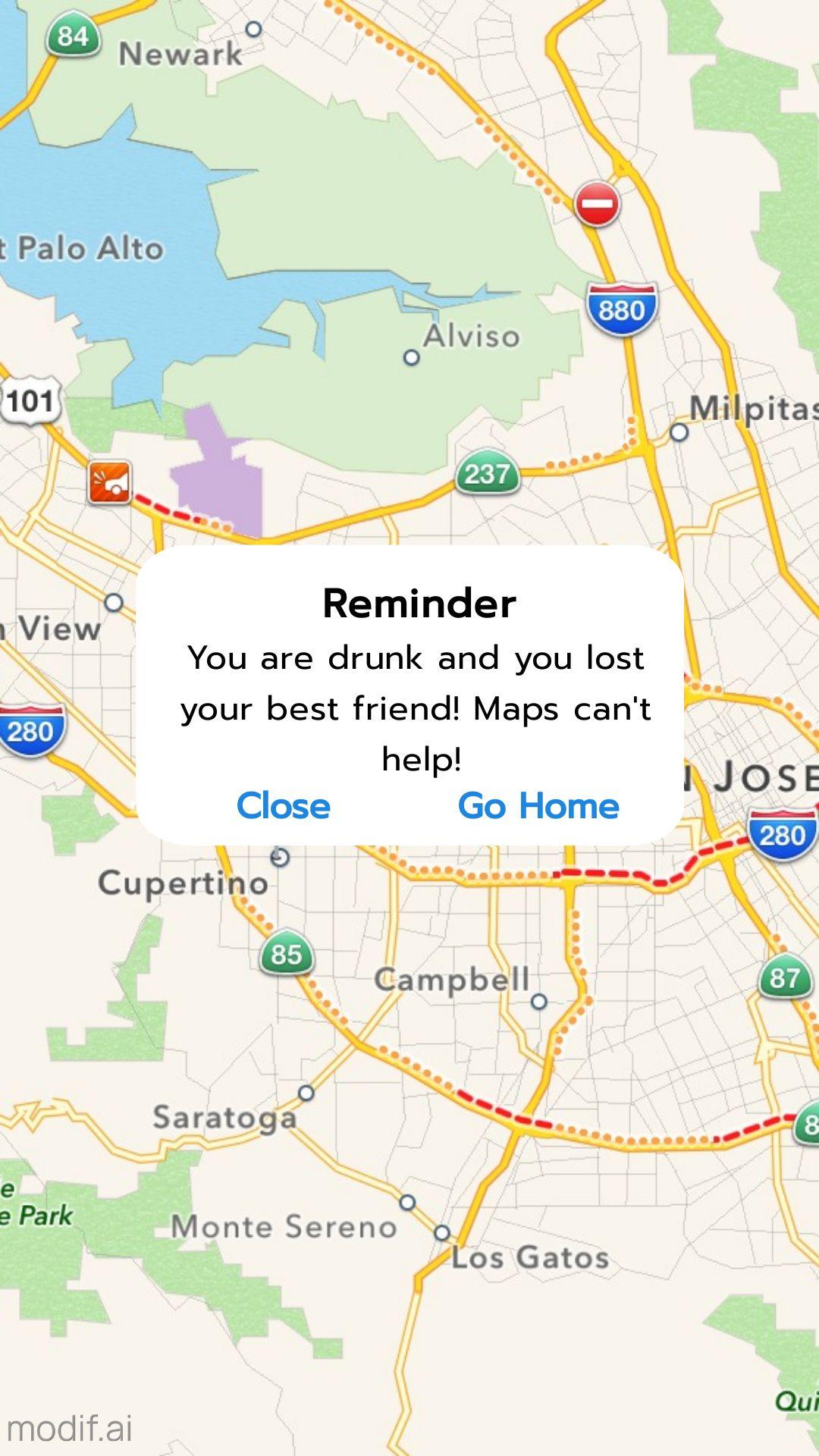 Creative Maps Instagram Story Maker