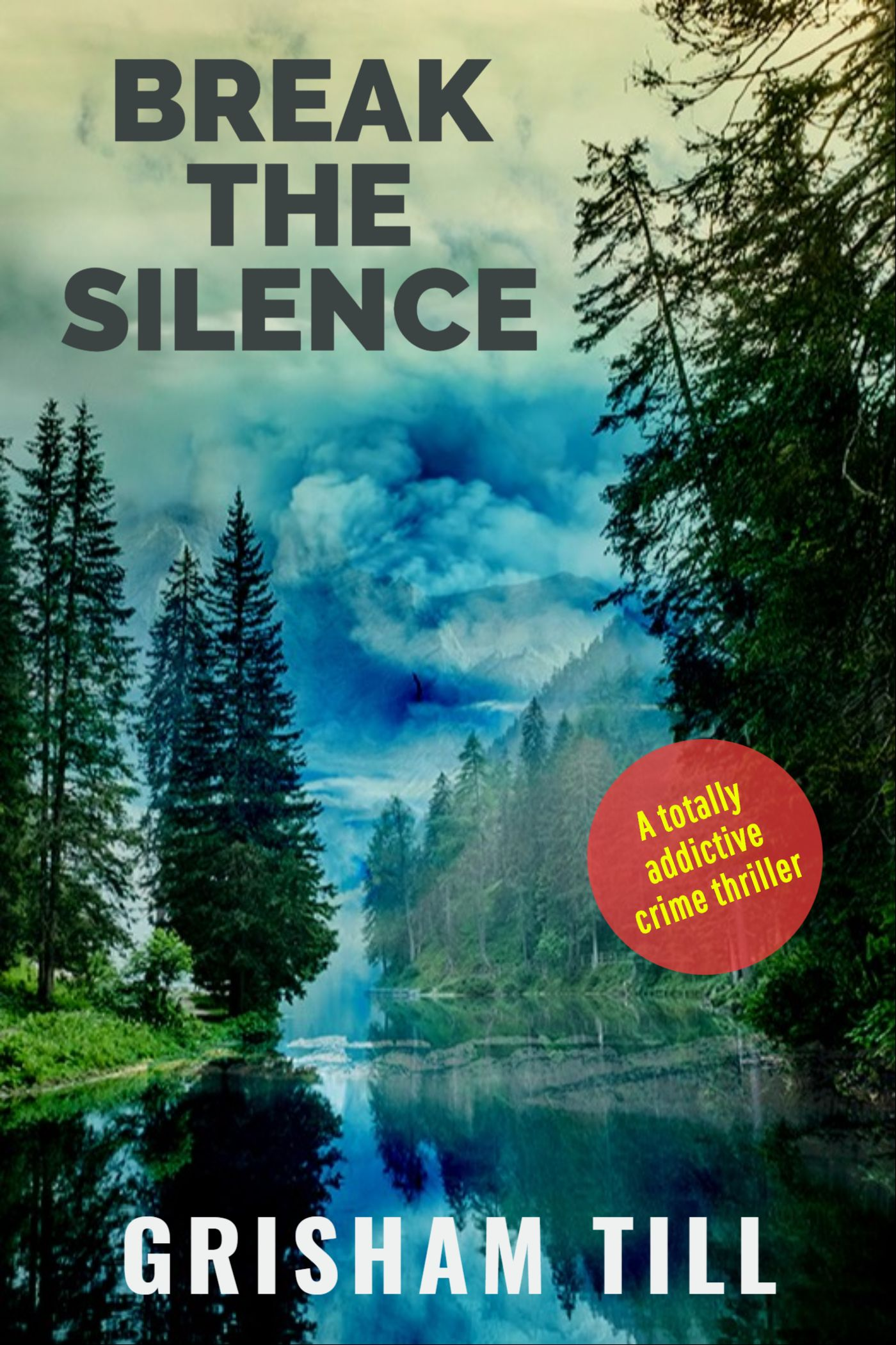 Break the Silence Book Cover Maker