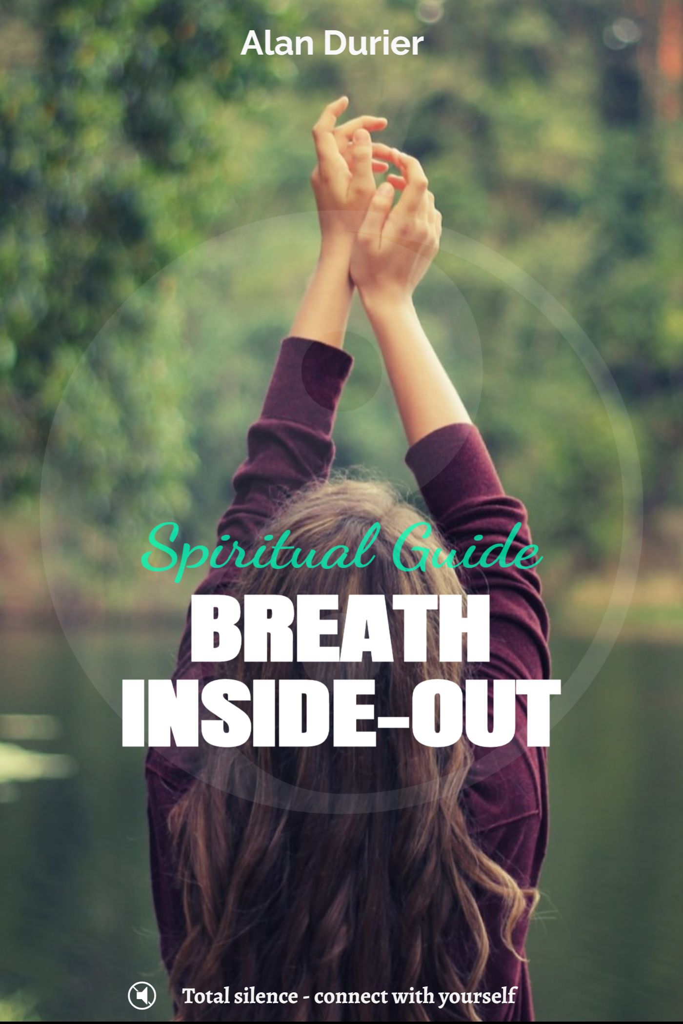 Meditative and Spiritual Book Cover
