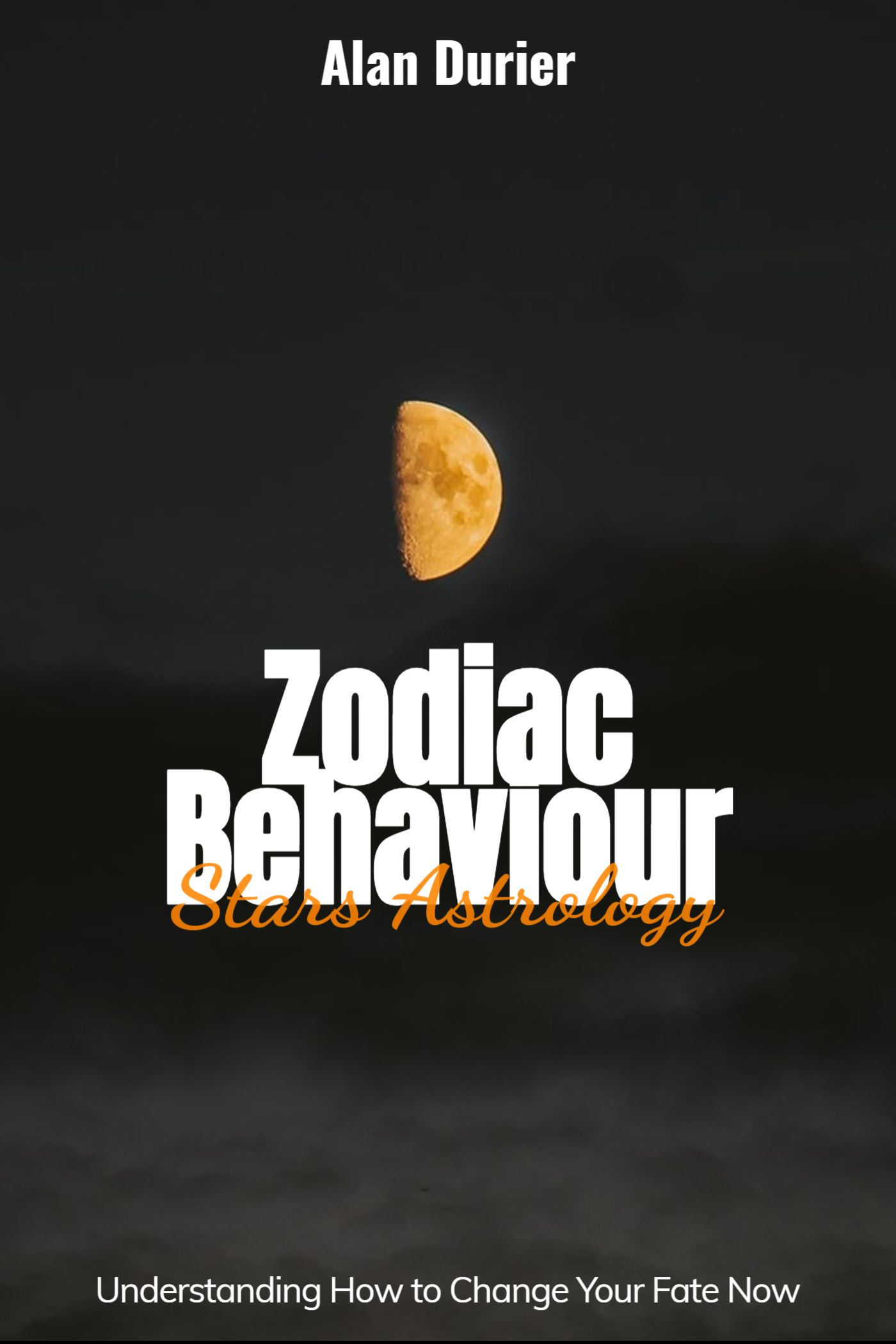 Zodiac Astronomy Spiritual Book Cover