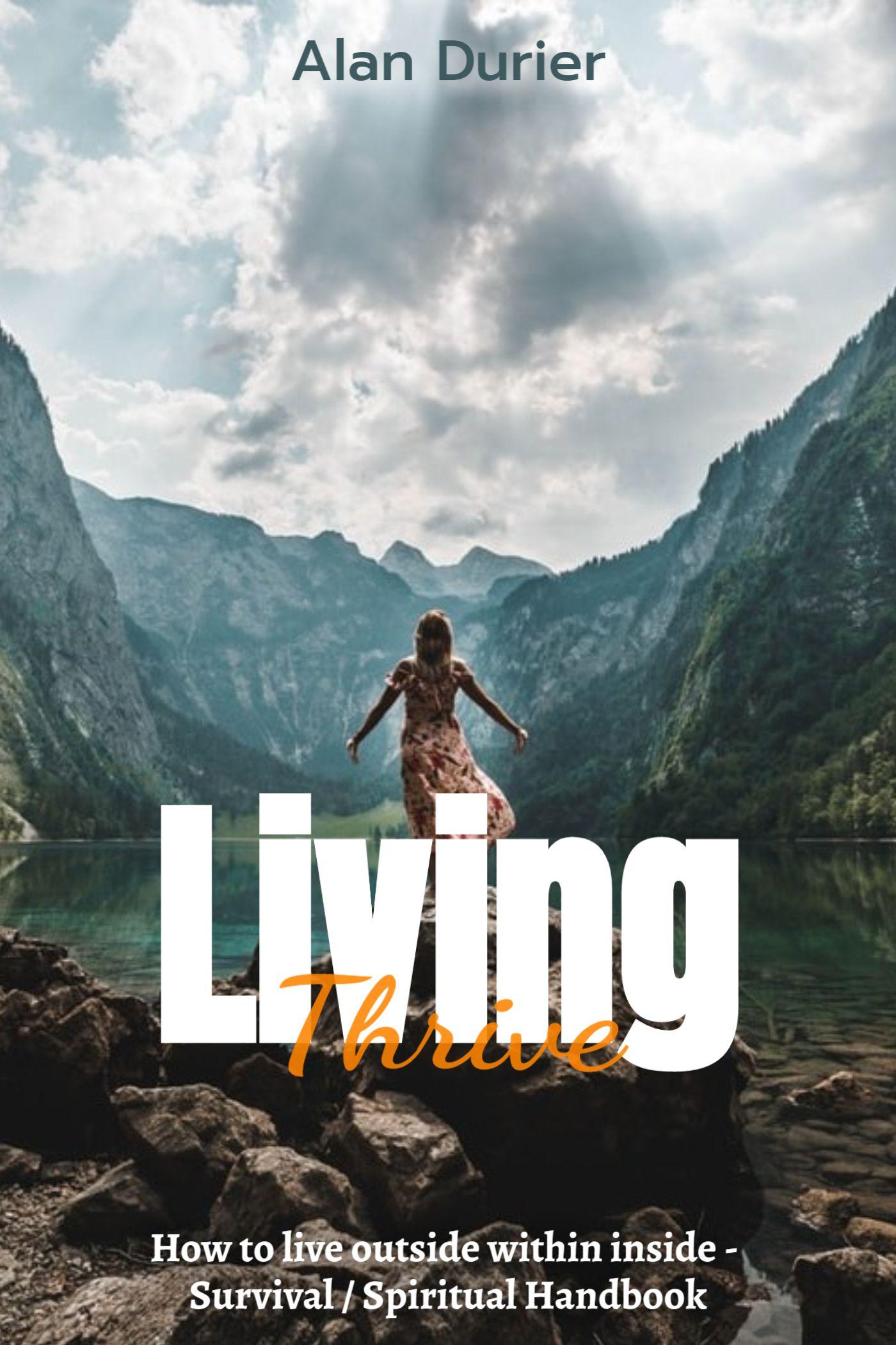 Spiritual Survival Handbook Design