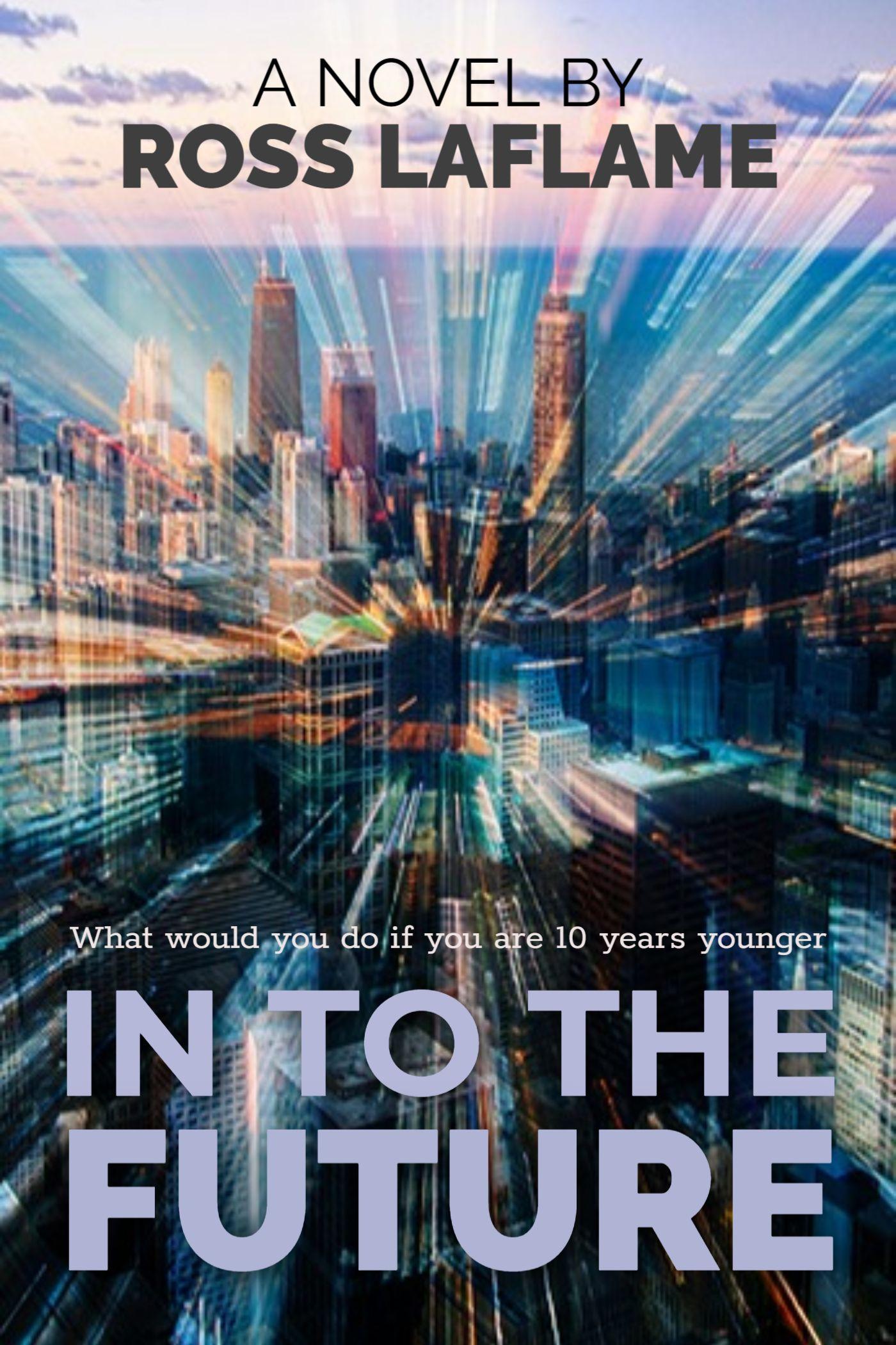 In To The Future Sci Fi Book Template