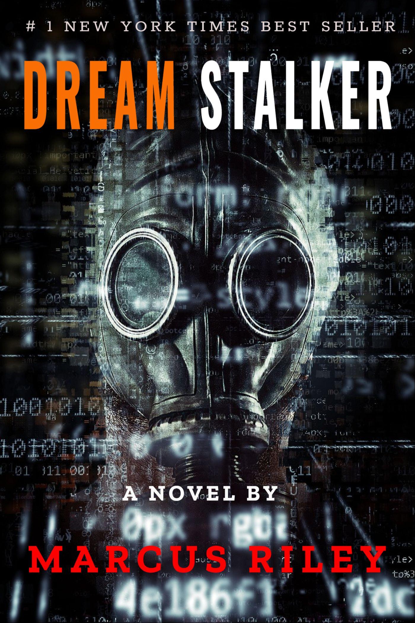 Sci Fi Horror Book Cover Template