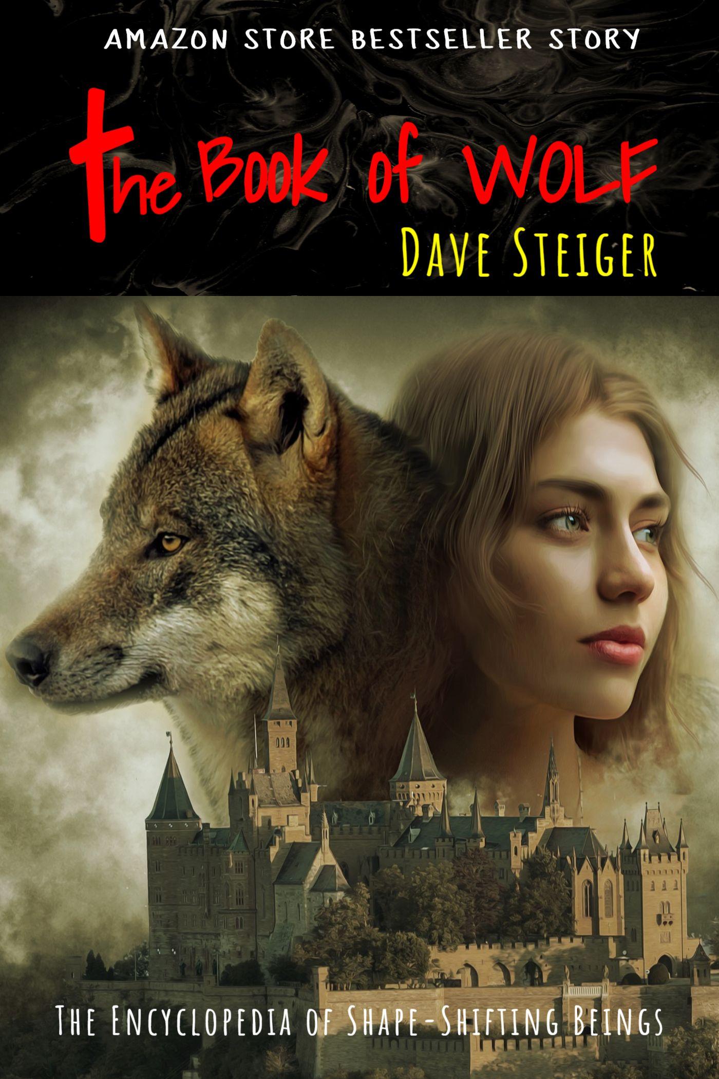 Werewolf Moon Book Cover Maker