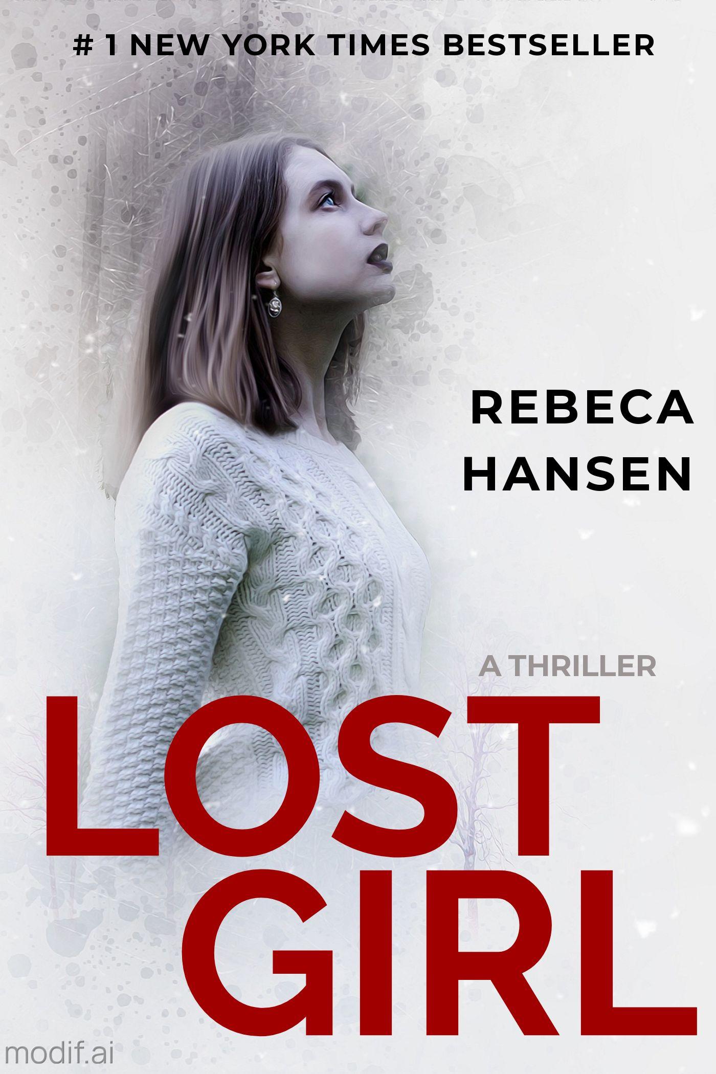 Lost Girl eBook Cover Maker
