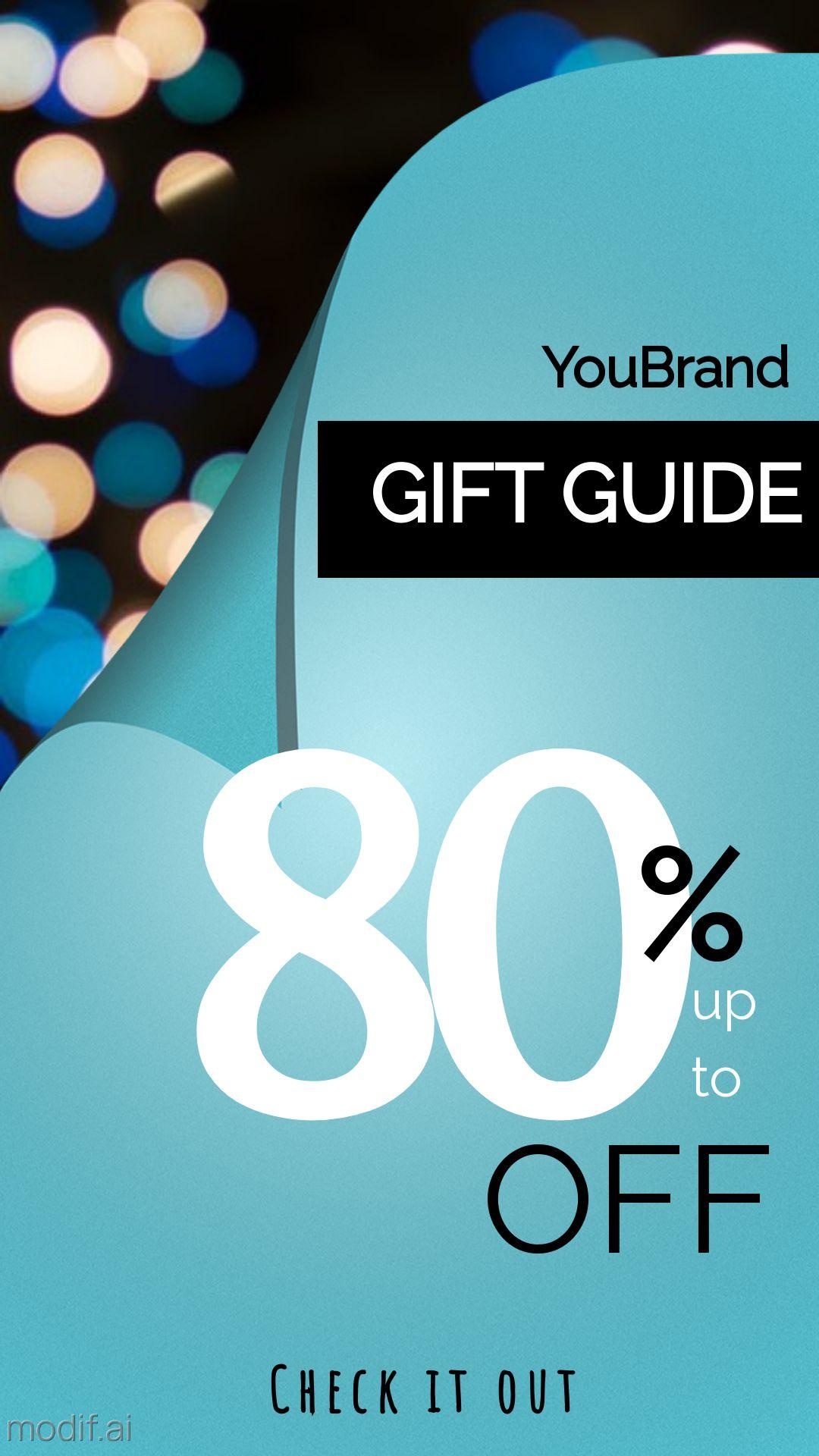 Gift Guide Instagram Story