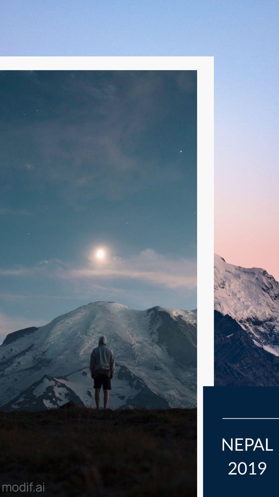 Enjoy the View Instagram Story Maker