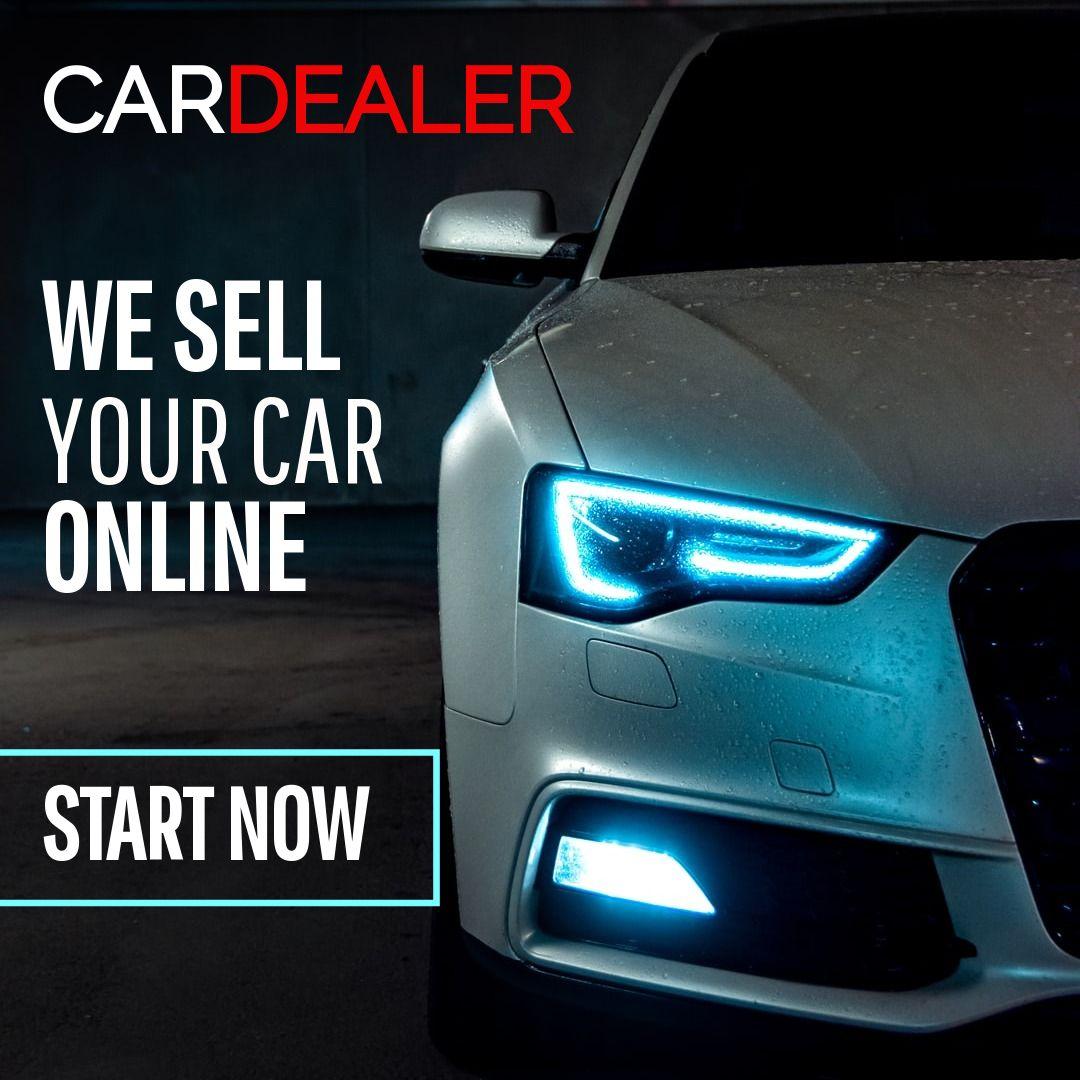 Automobile Car Dealer Offer Banner Maker