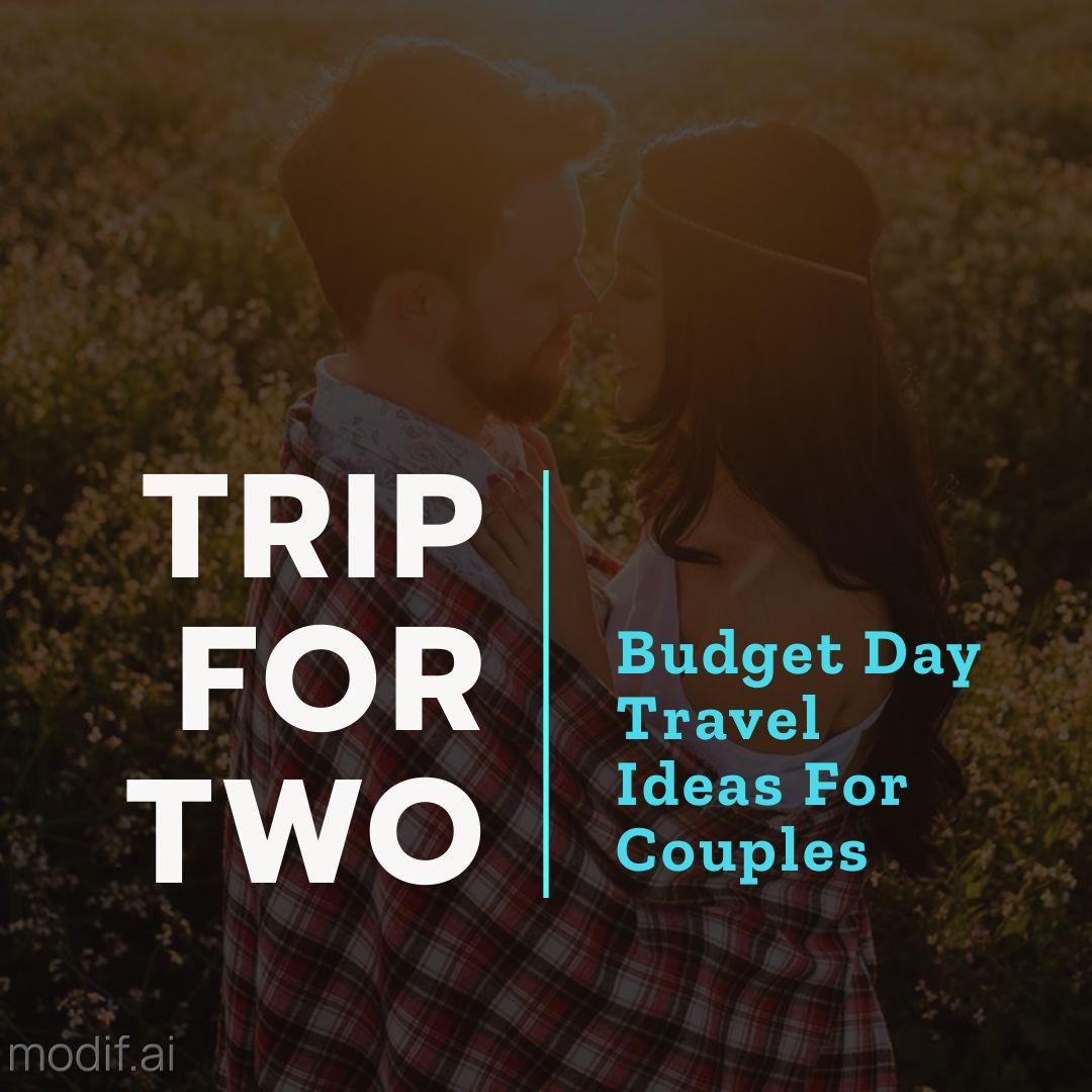 Travel Ideas Instagram Post Template