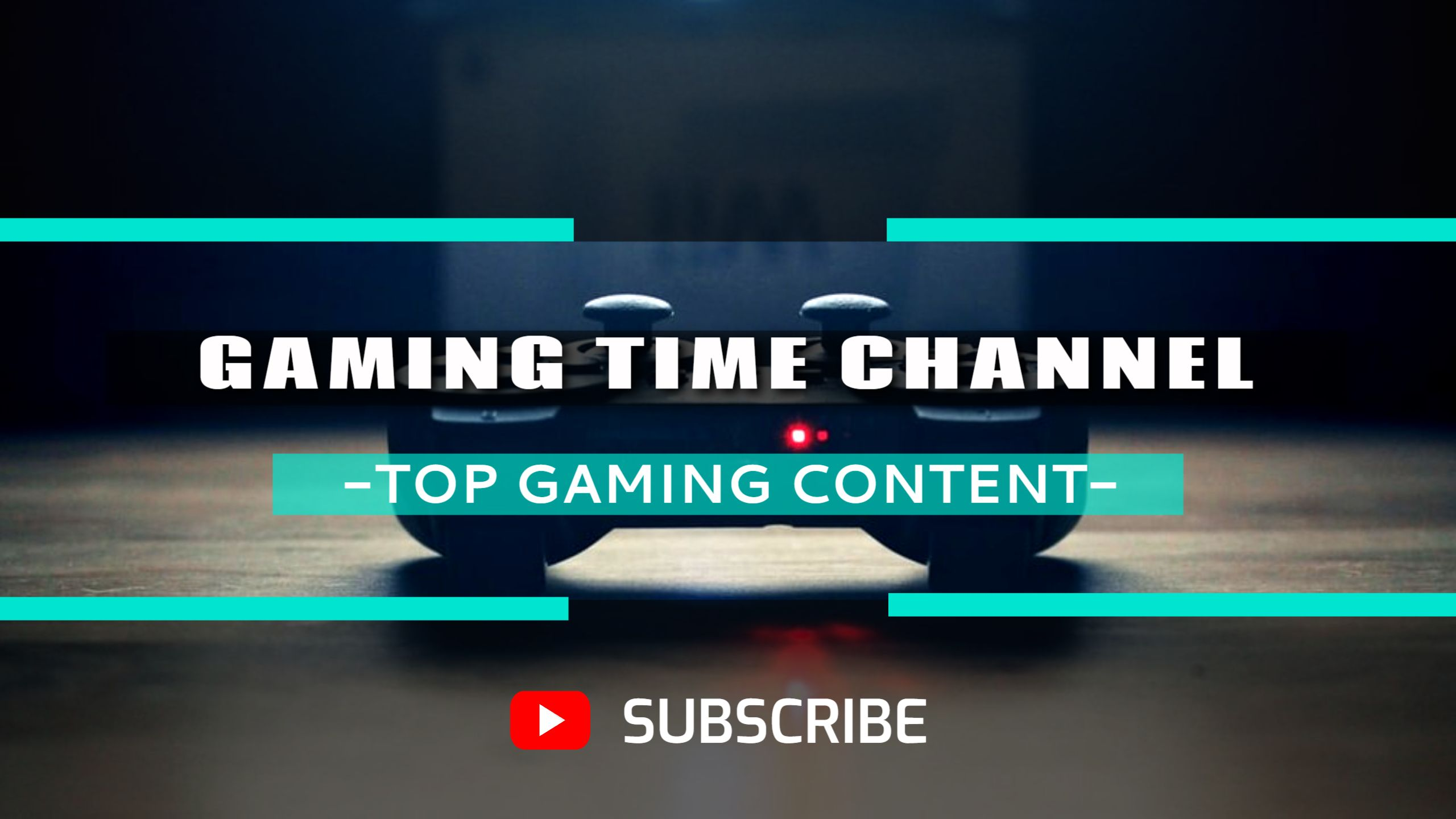 Gaming and Streaming Youtube Cover Maker