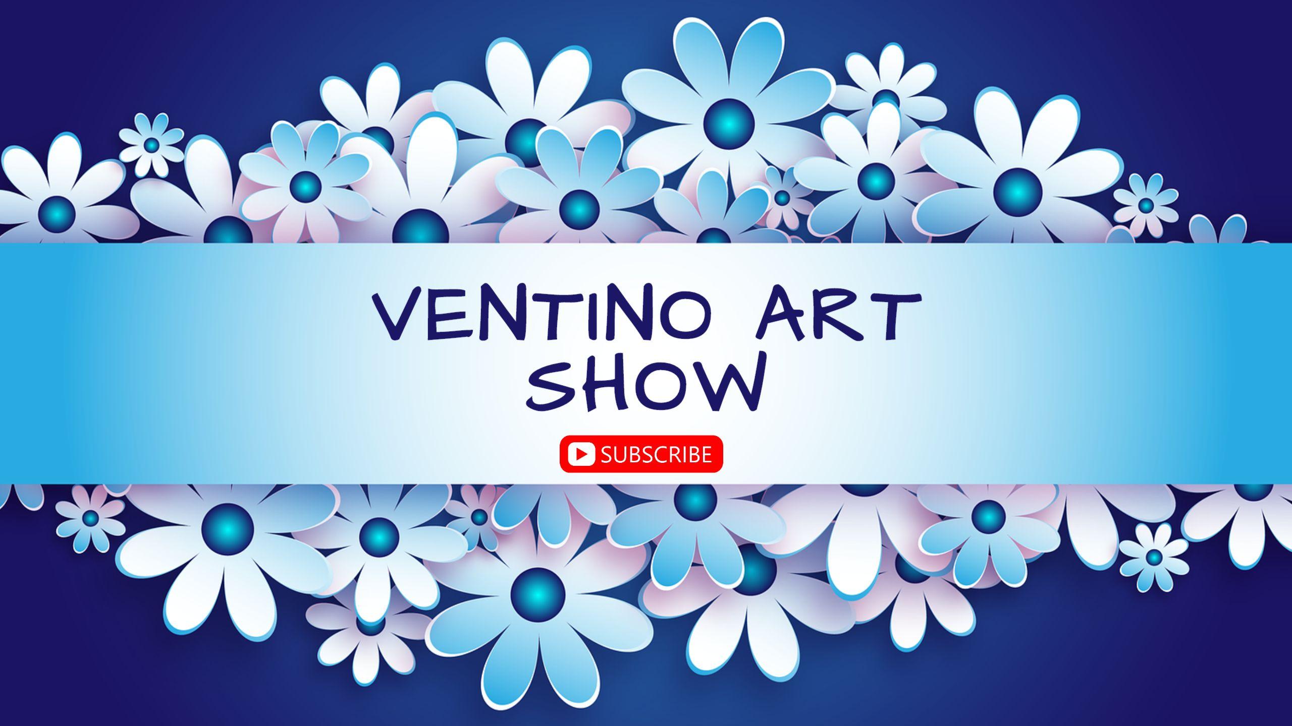 Flower and Art Youtube Banner