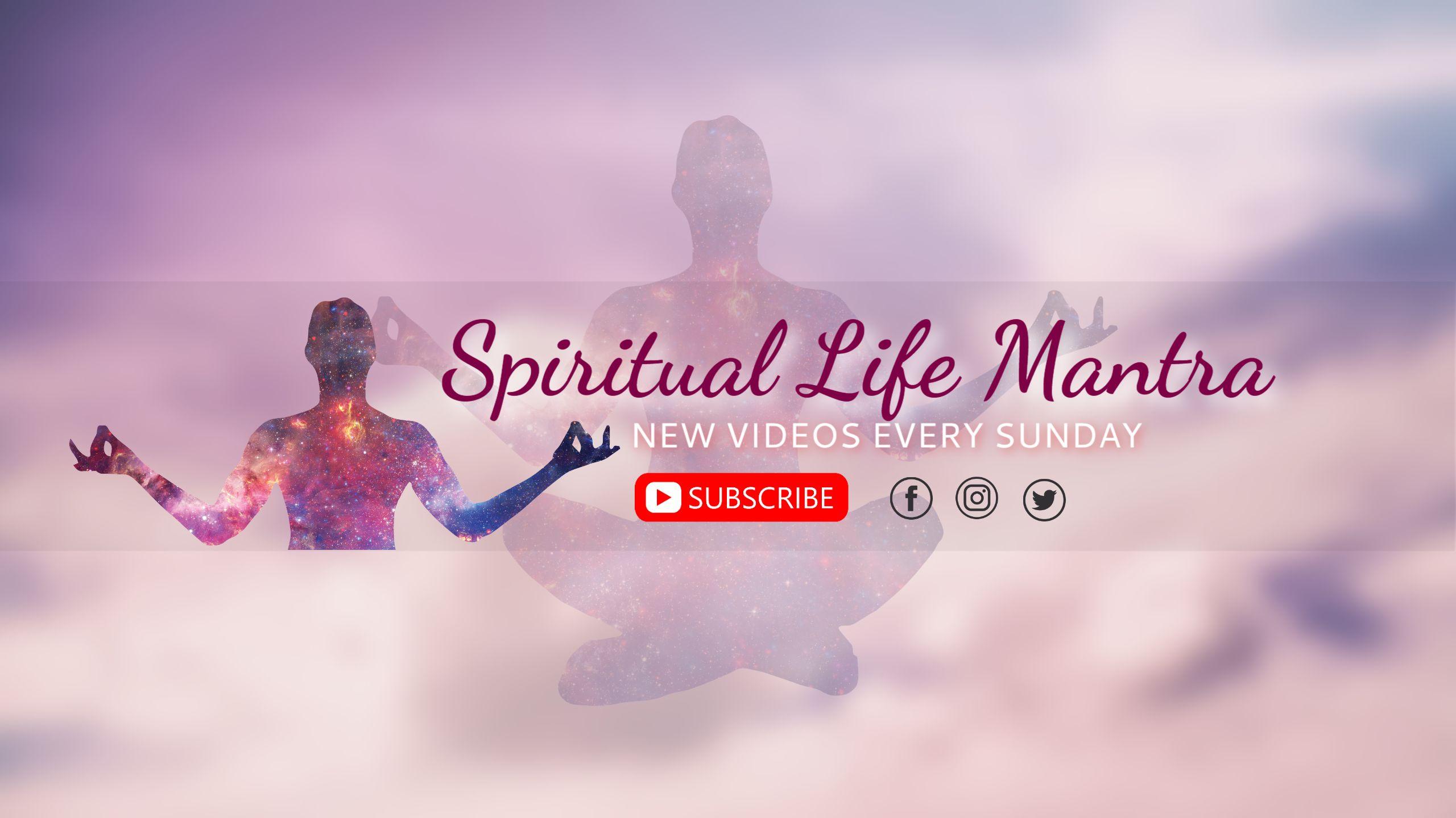 Spiritual and Religion YouTube Cover Maker