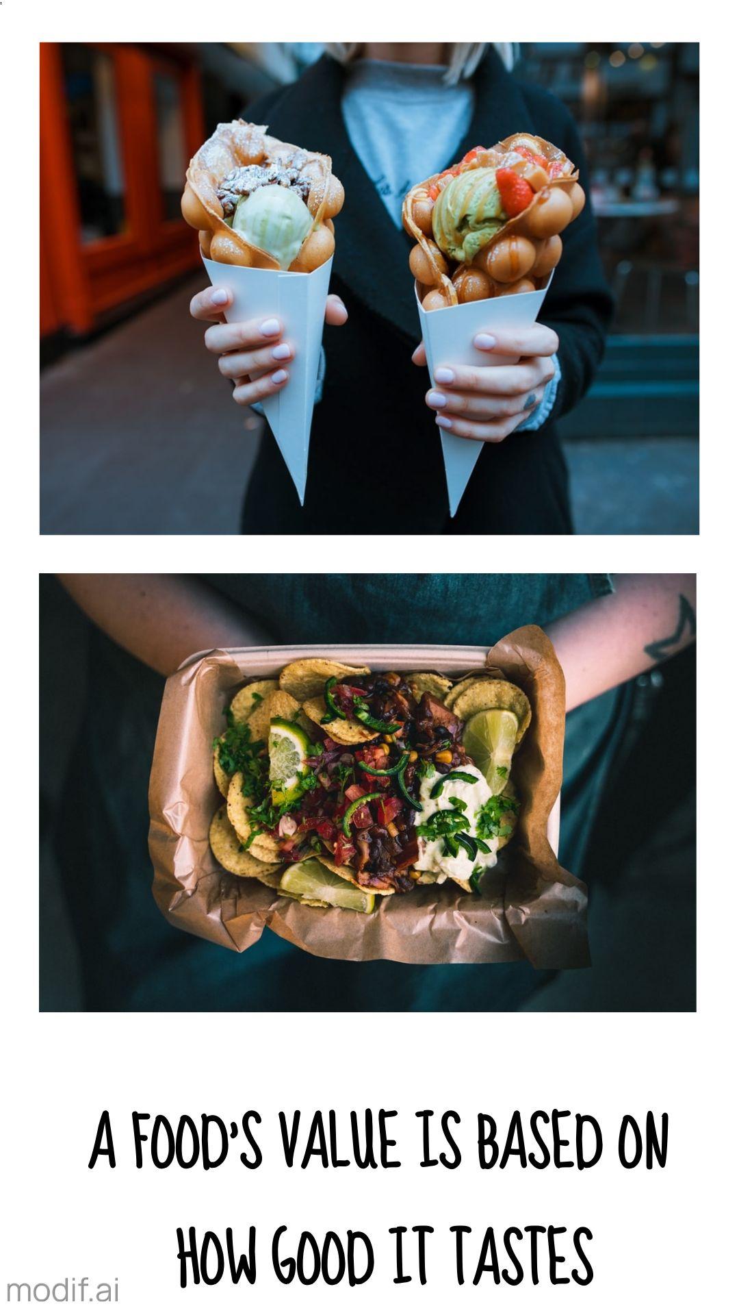 Street Food Instagram Story