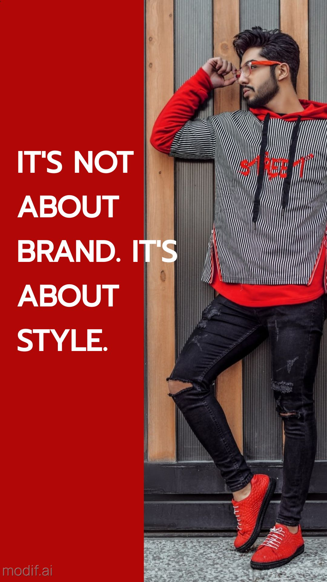Its Not About Brand Instagram Story