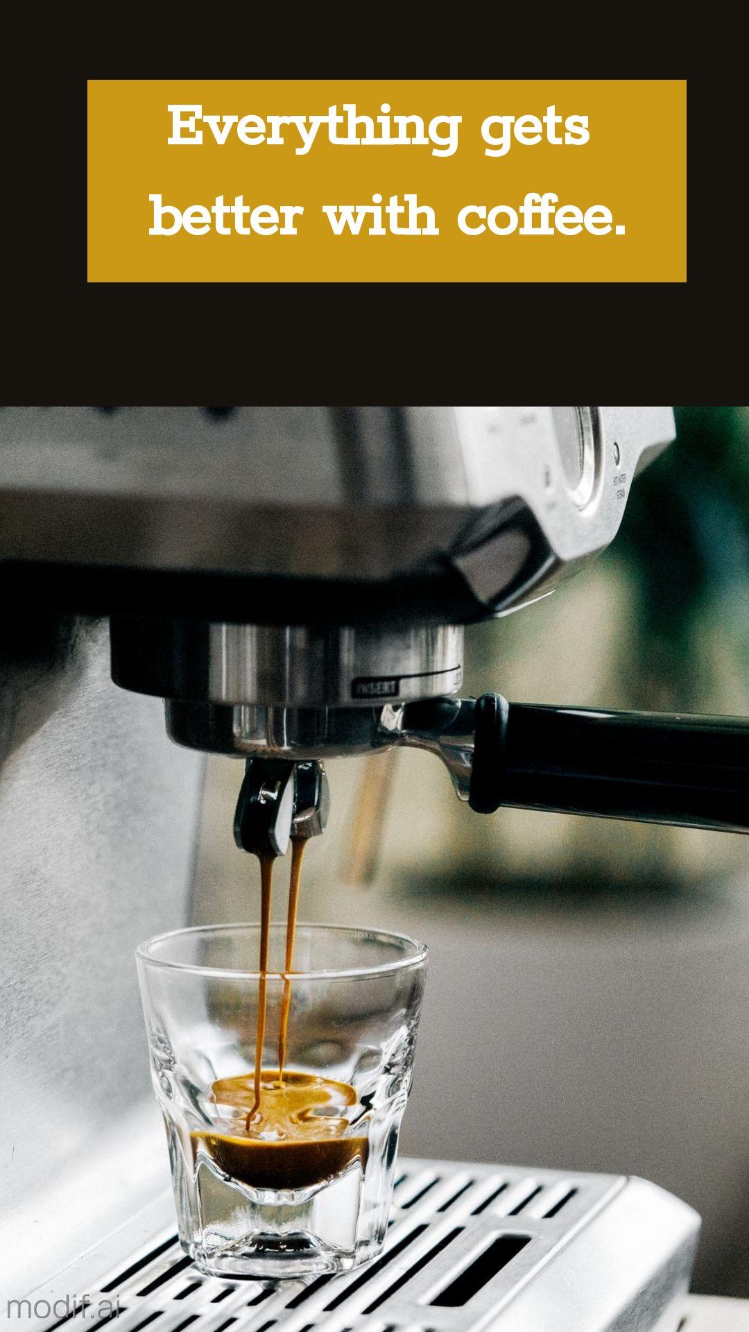 Coffee Instagram Story