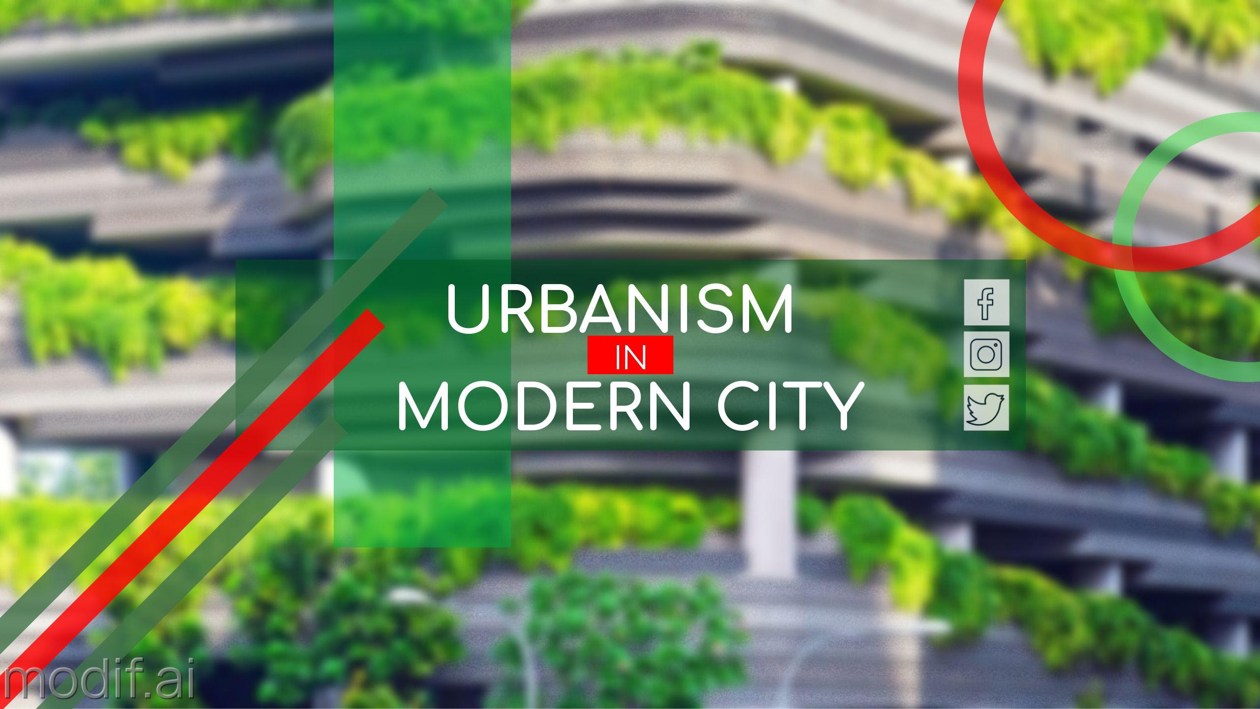 Urban City Youtube Channel Art