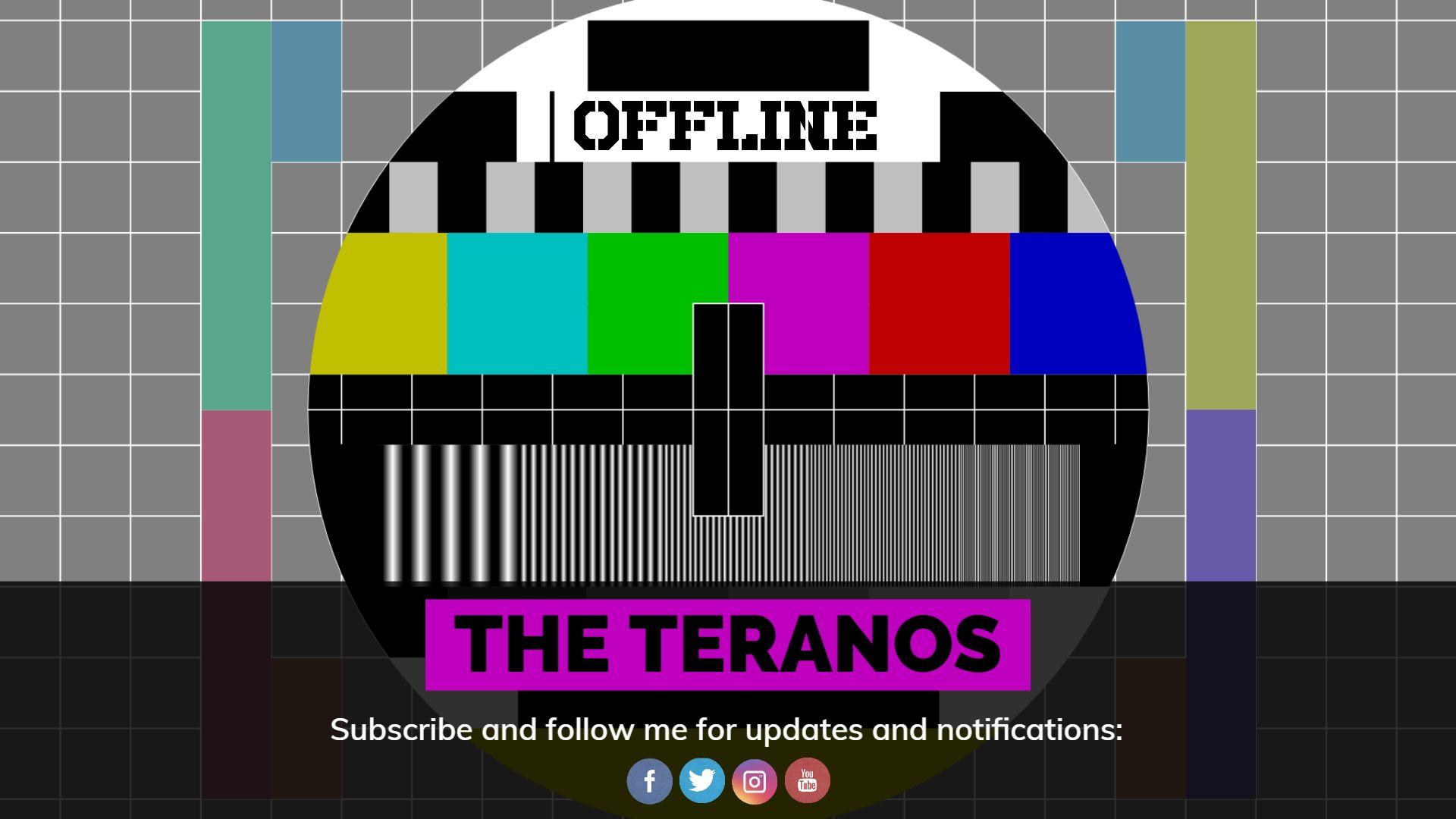 TV Themed Twitch Offline Banner Maker