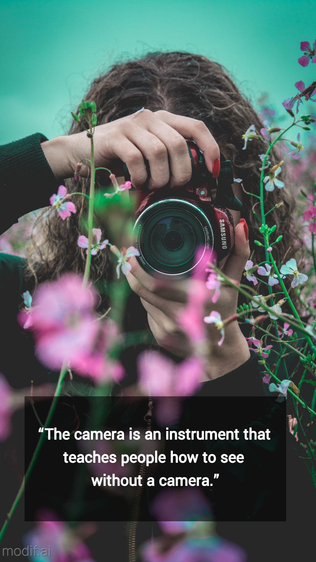 Photographer Instagram Story Template