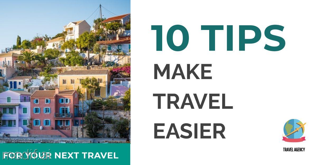 Travel Guide LinkedIn Post Template