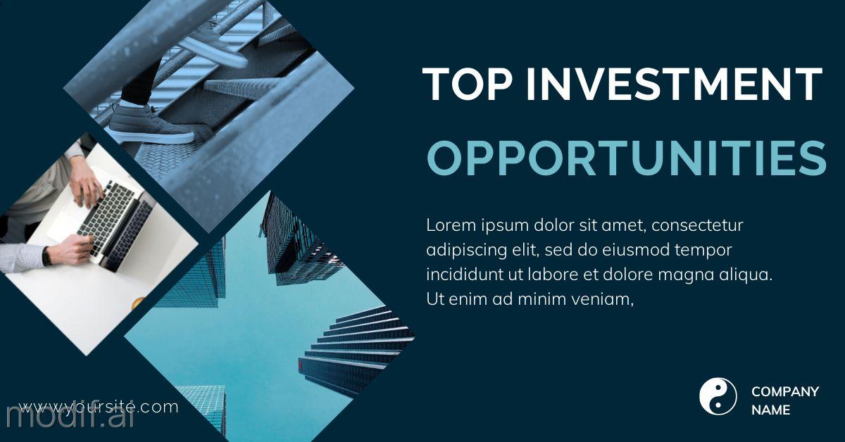 Investing LinkedIn Post Template
