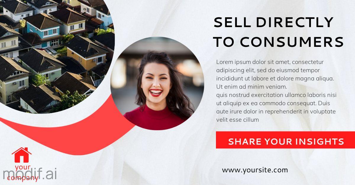 Real Estate LinkedIn Post Template