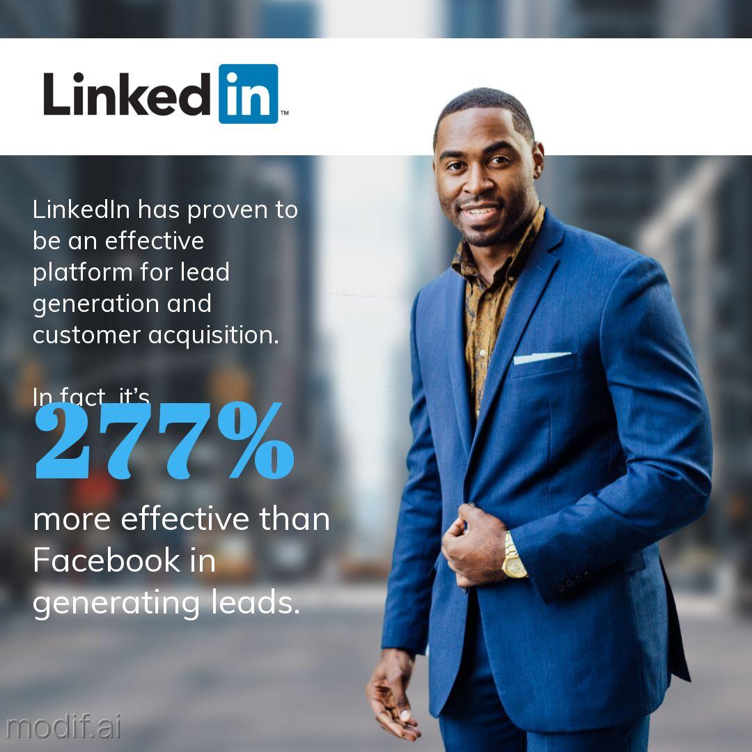 LinkedIn Statistics Post Maker