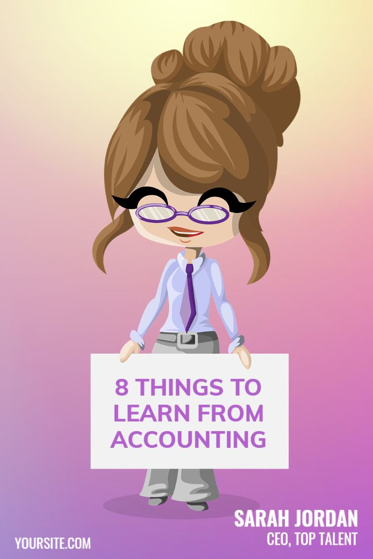 Business and Accounting Pinterest Pin