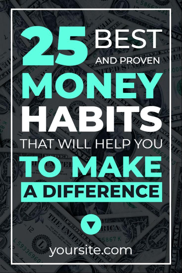Money and Finance Pinterest Pin Maker