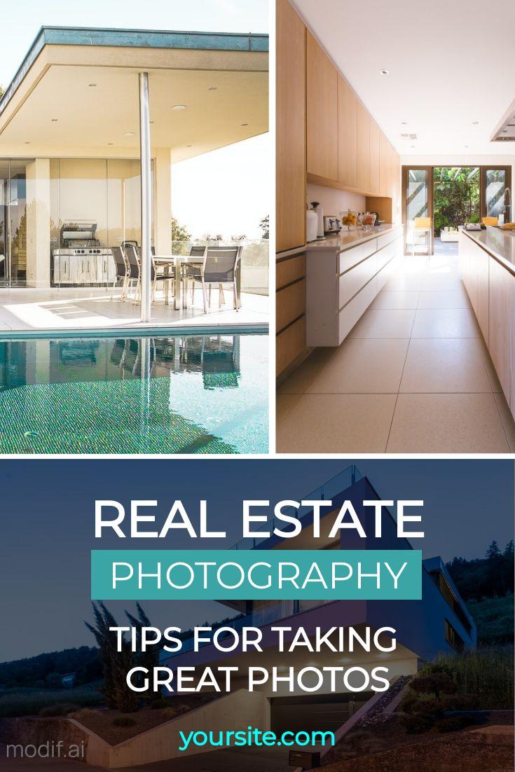 Real Estate Pinterest Pin Template