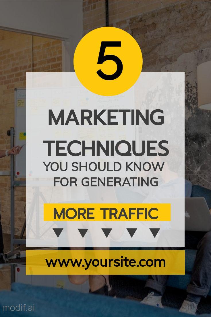 Online Marketing Pinterest Pin Ad