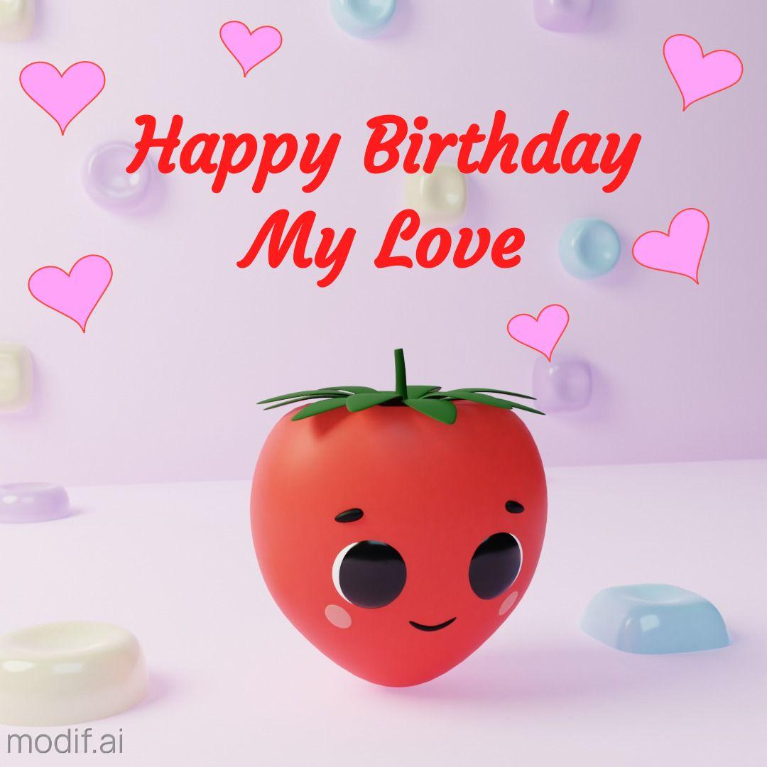 Birthday Greetings Instagram Post