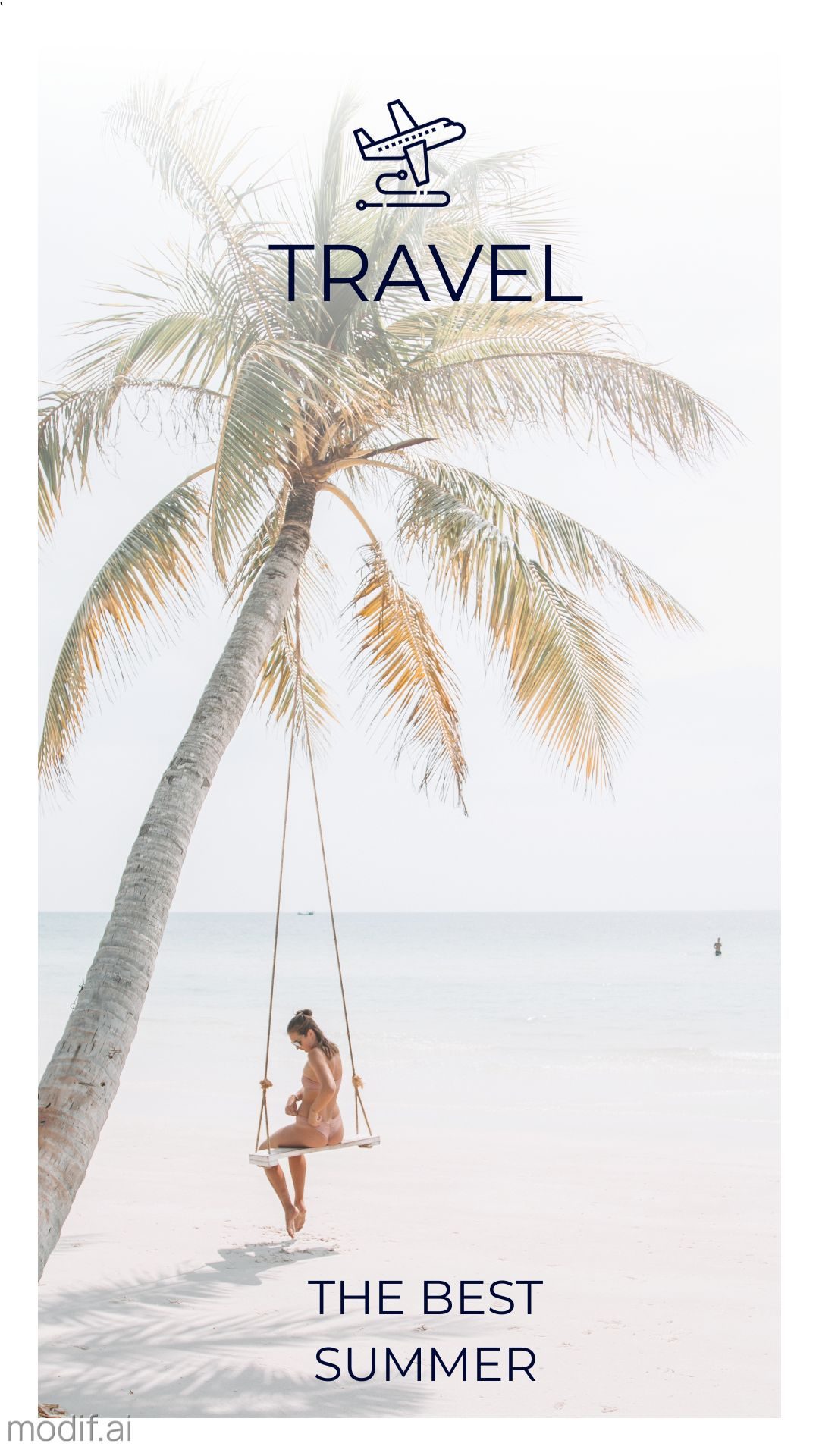 Instagram Story Travel Template