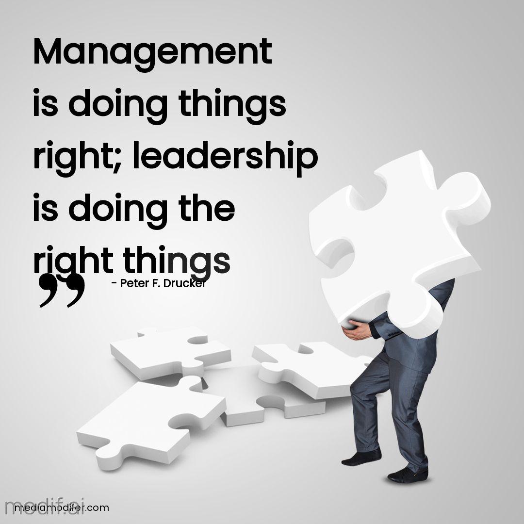 Business Management Instagram Post