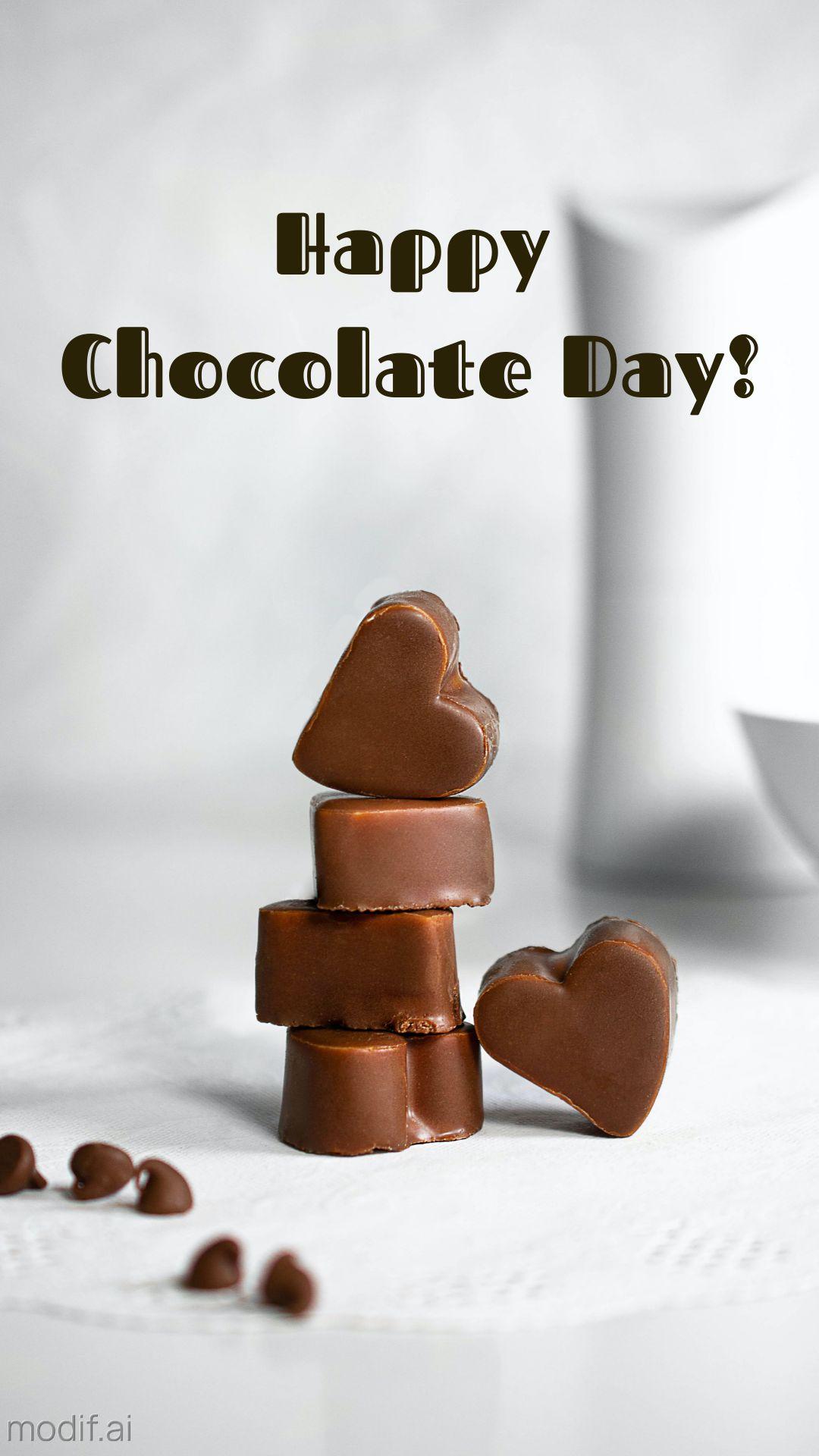 Chocolate Instagram Story Maker