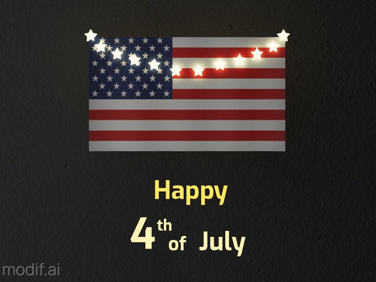 4th of July Facebook Post