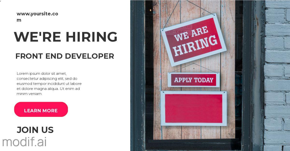 Developer Job Offer LinkedIn Post