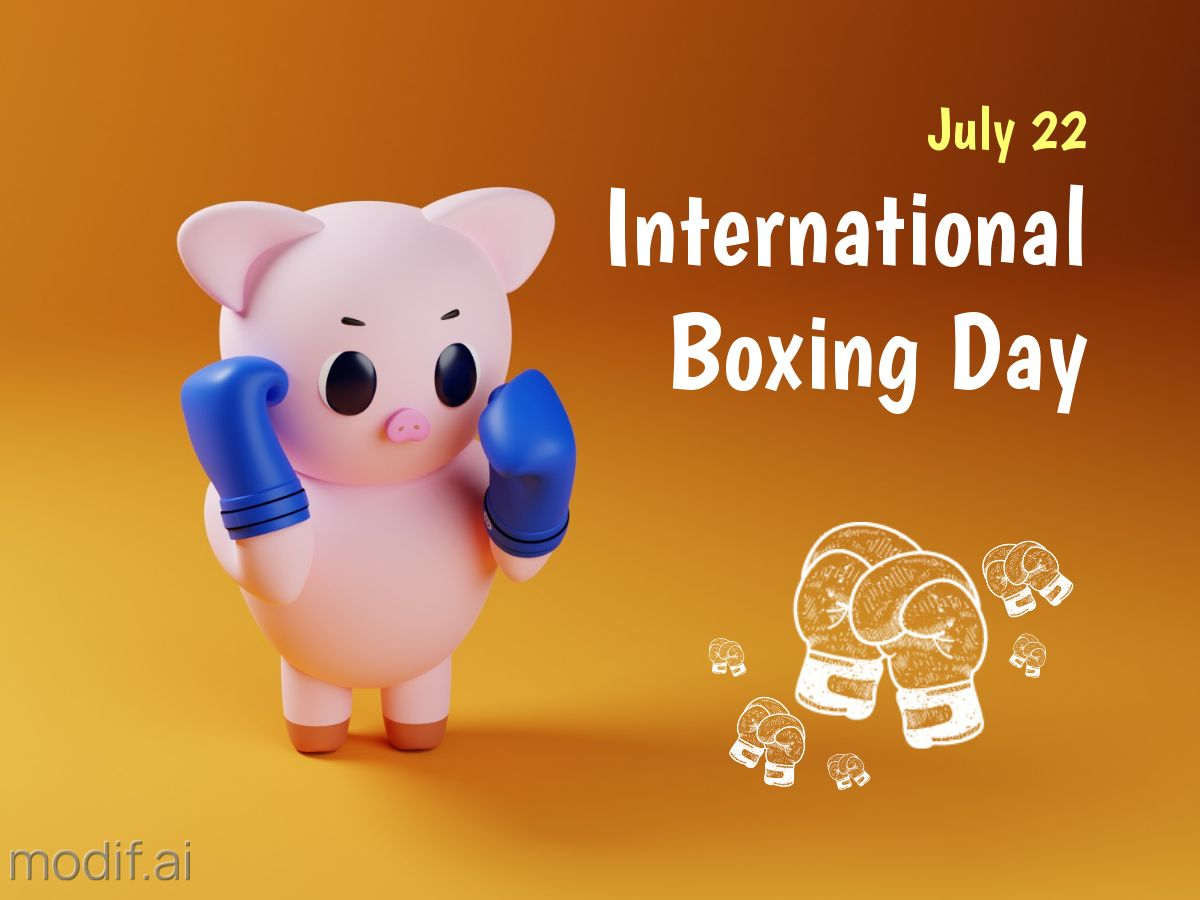 International Boxing Day Facebook Post