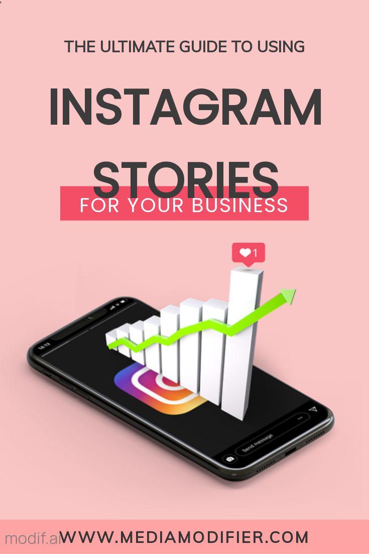 Instagram Marketing Pinterest Pin Template