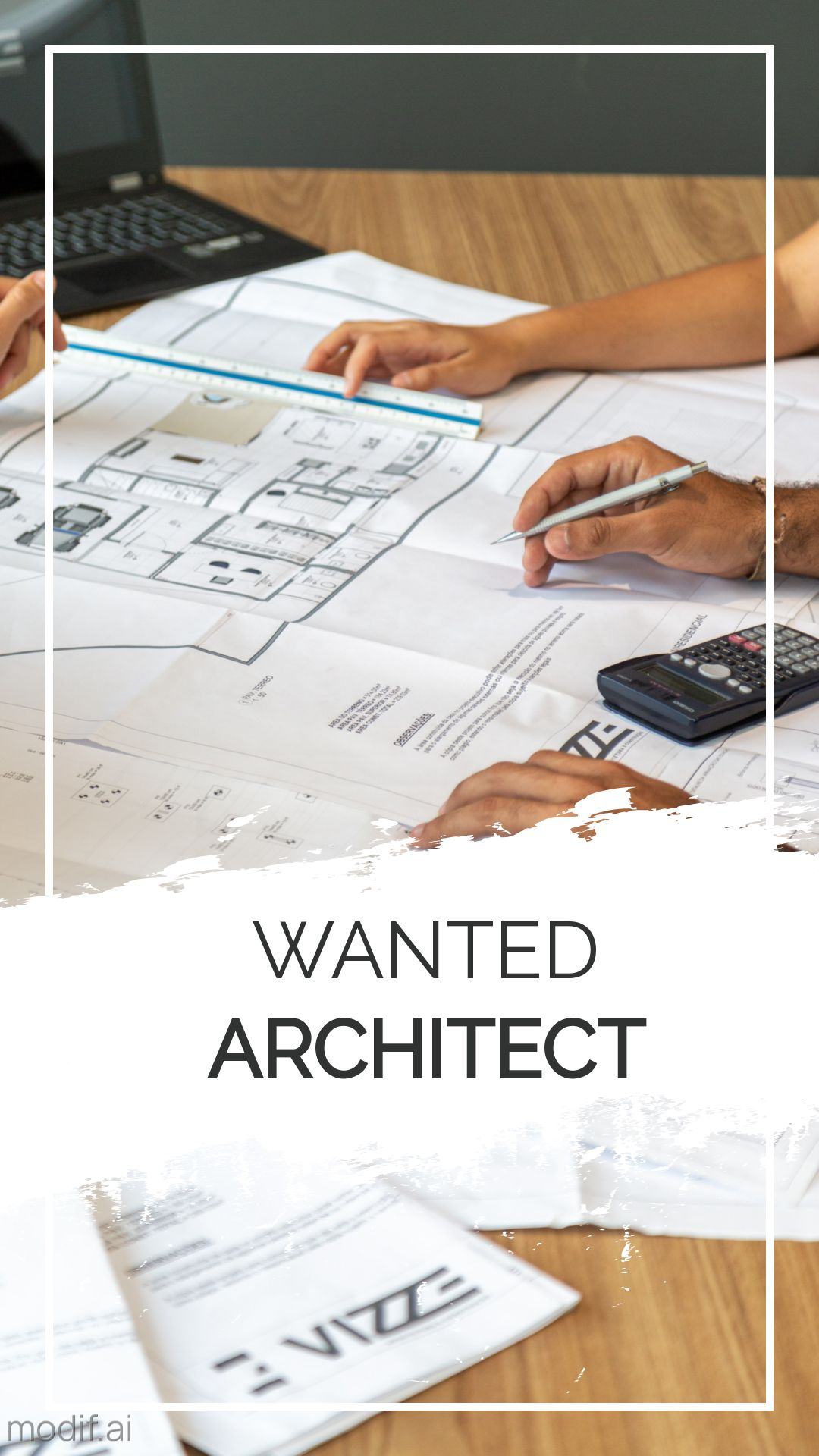 Wanted Architect Instagram Story