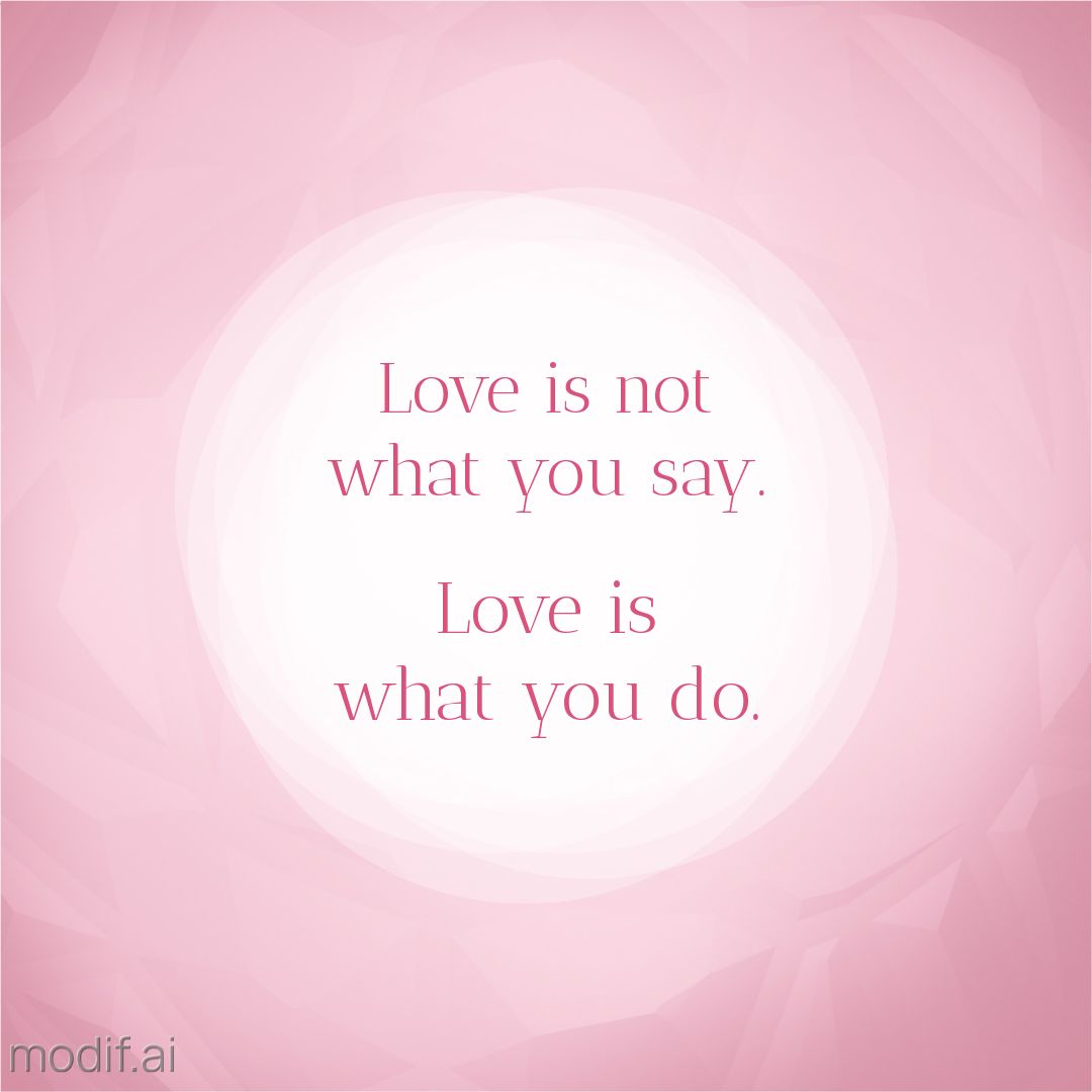 Quote about Love Instagram Post