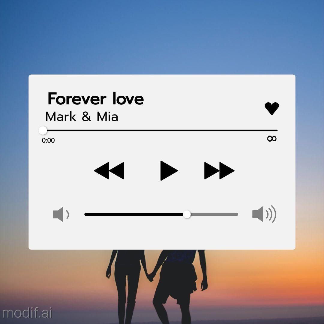 Creative Love Playlist Instagram Post