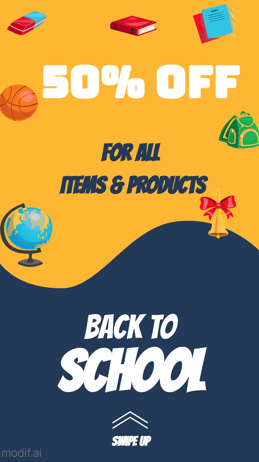 Special Discount for School Items