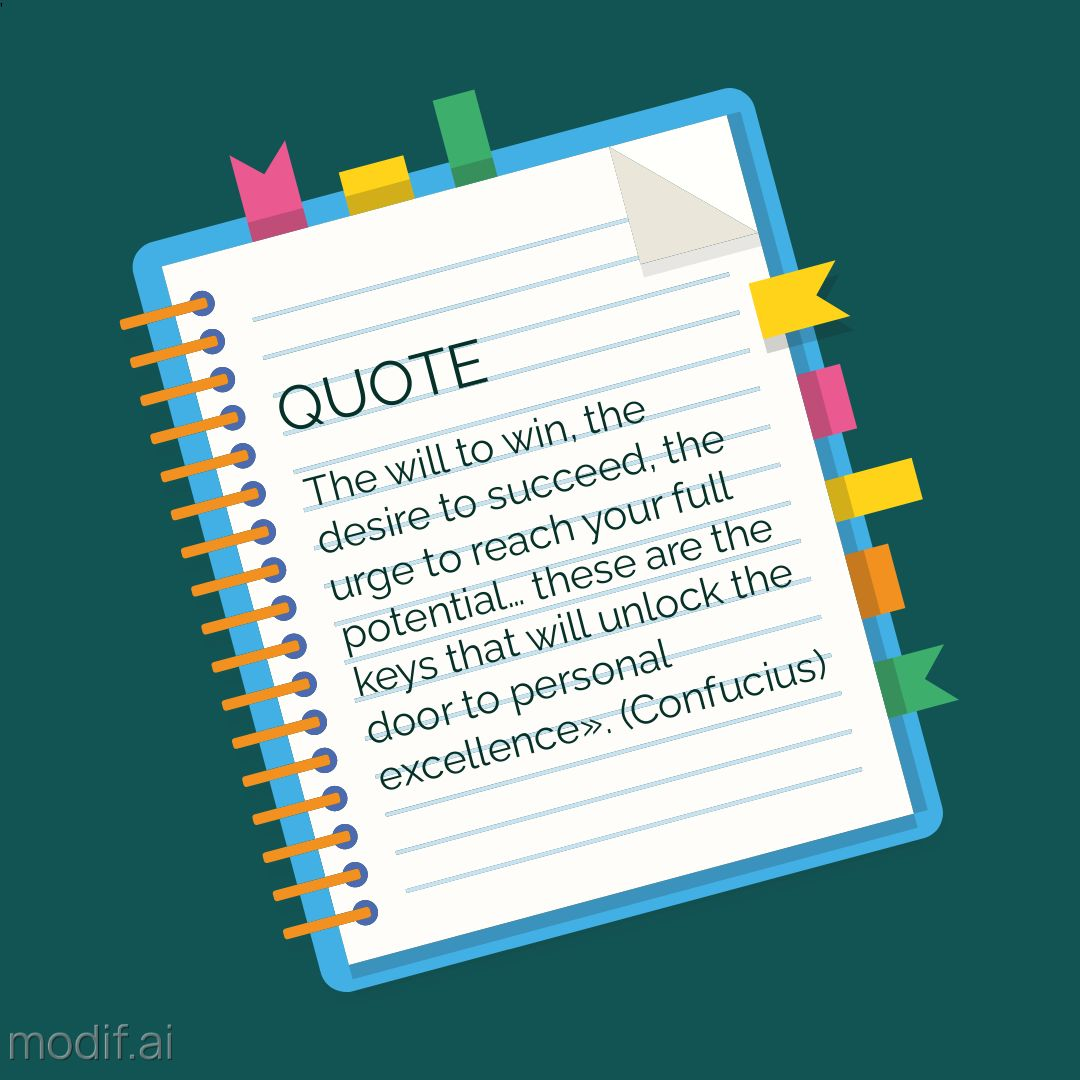 School Quote Maker Template