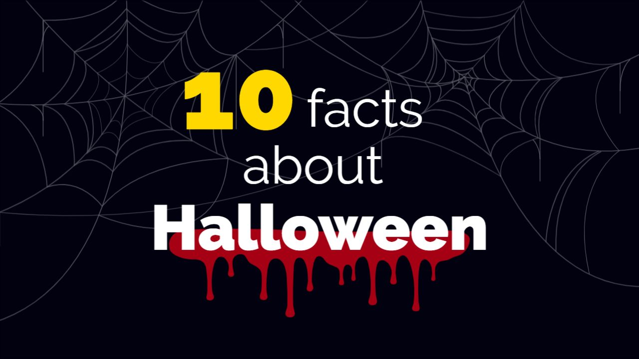 Cover for YouTube Halloween Facts