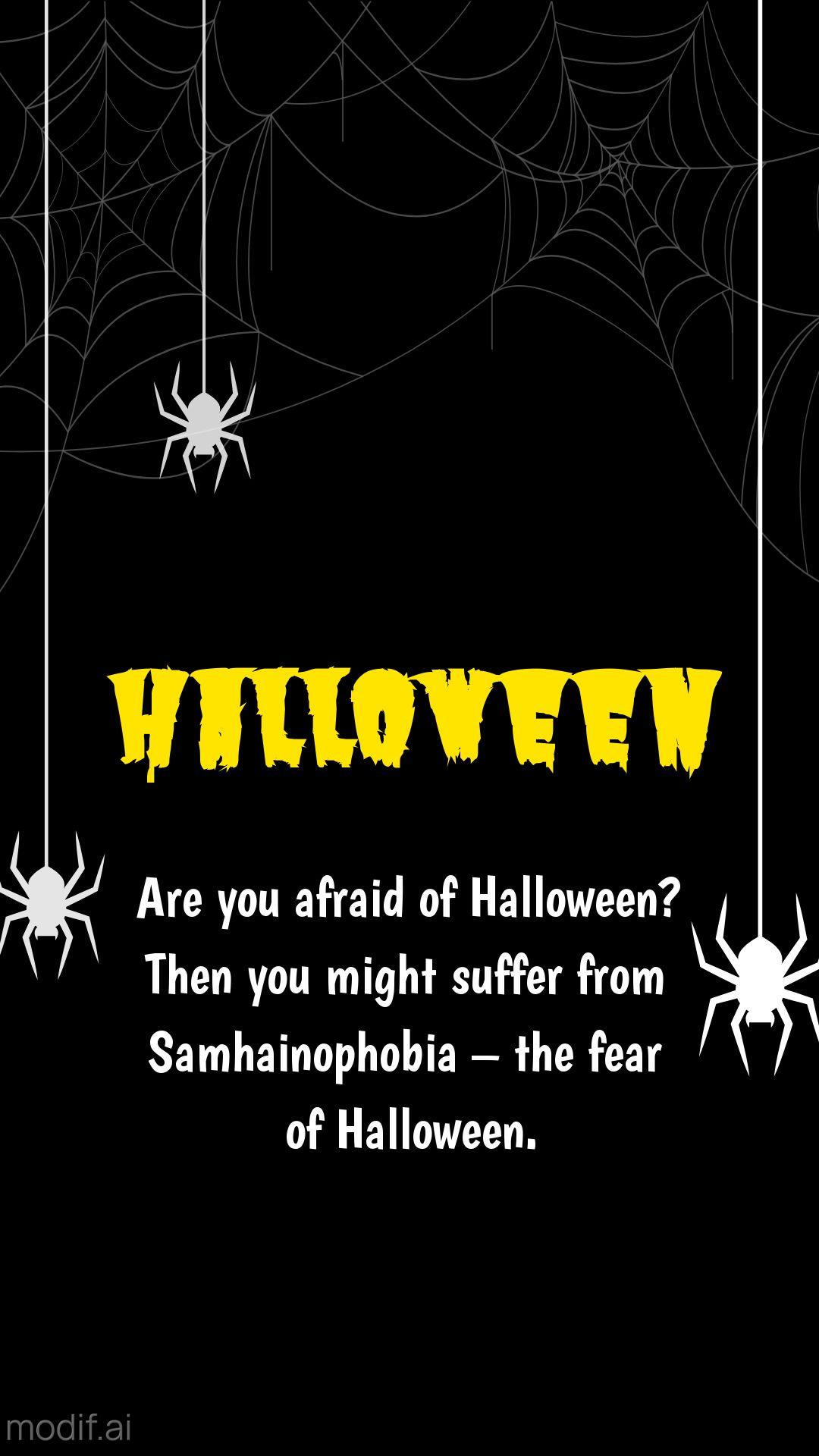 Interesting Halloween Facts Instagram Story