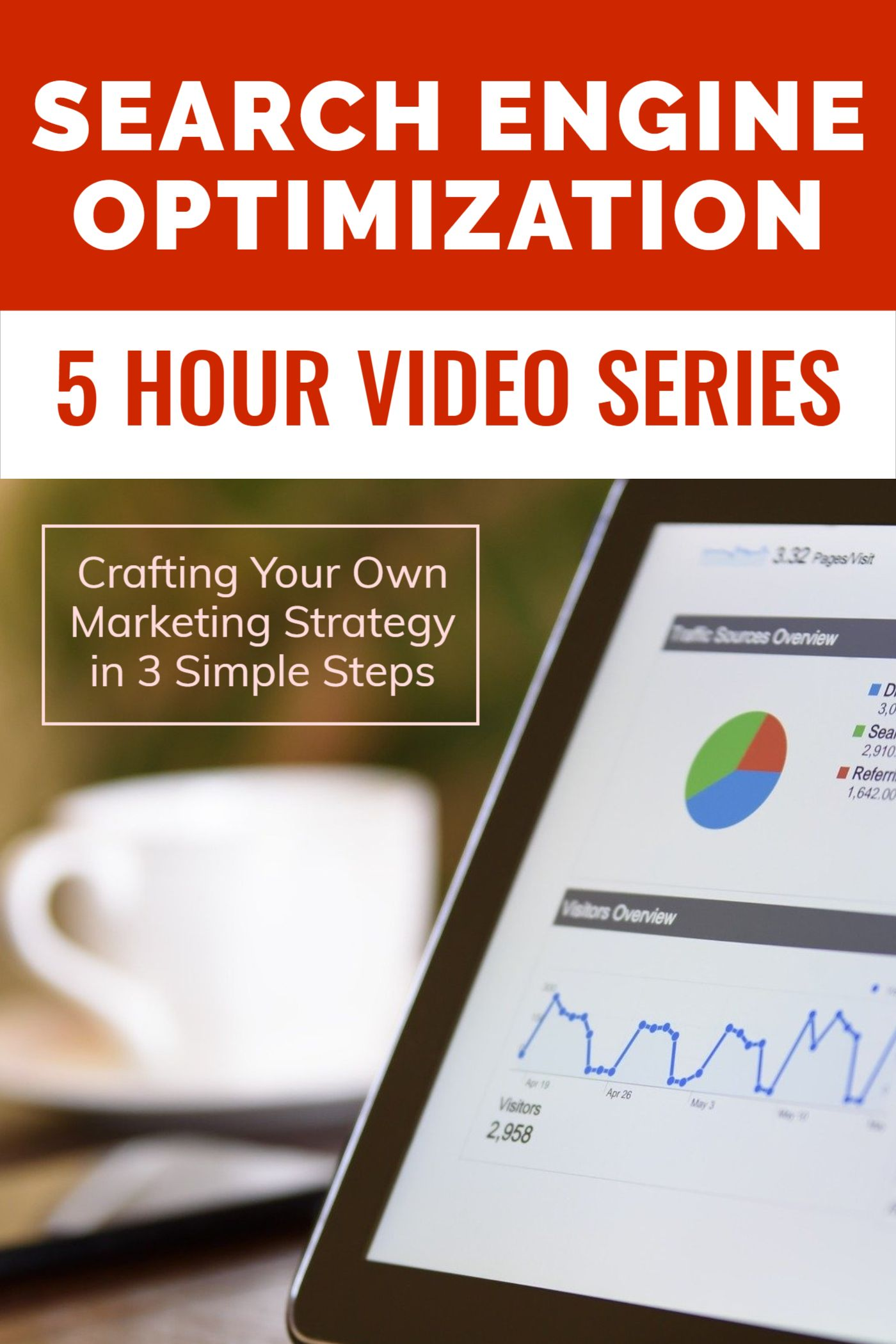 SEO Tips Video Course Book Cover